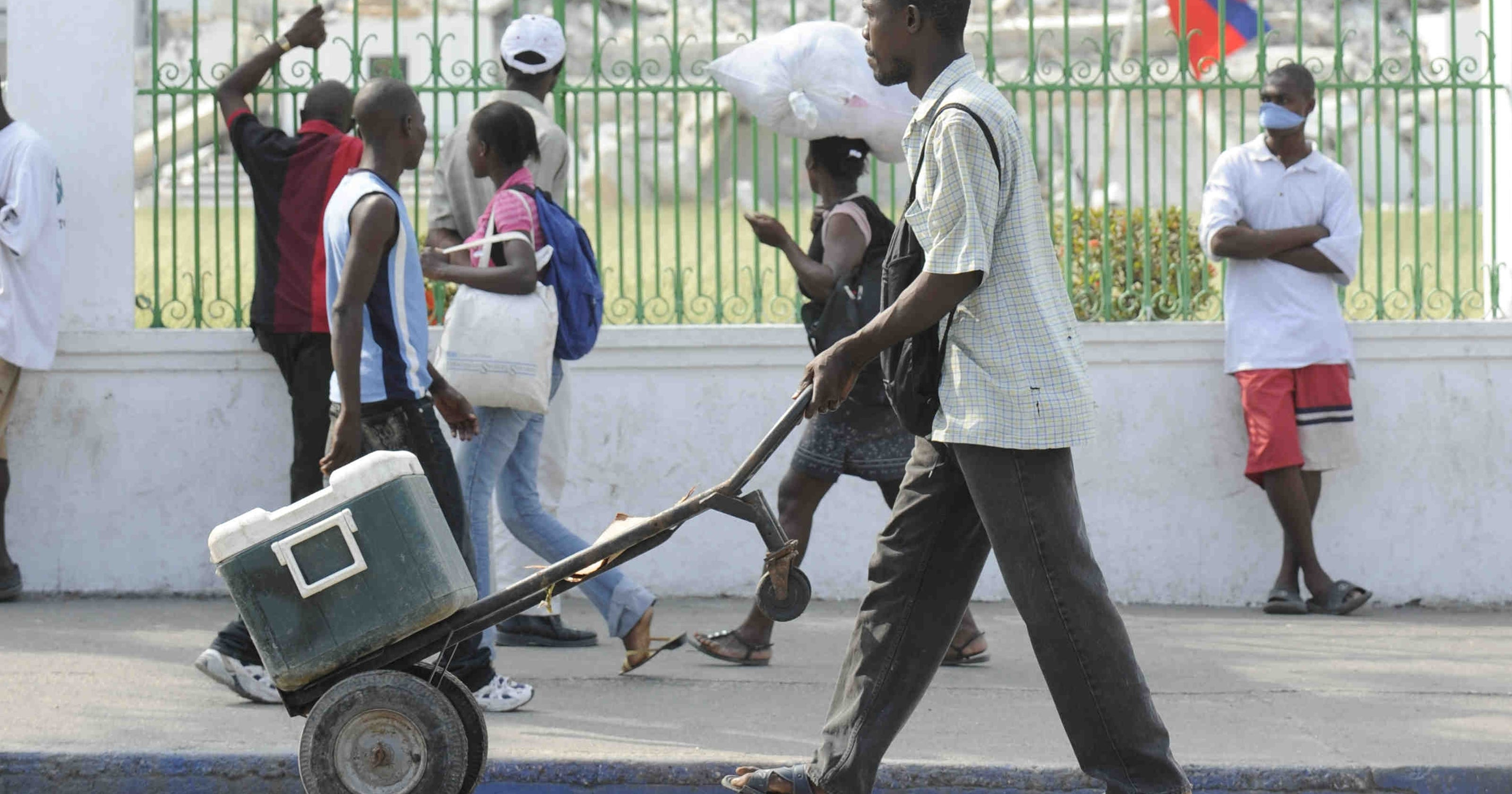 State Dept Issues Revised Haiti Travel Warning