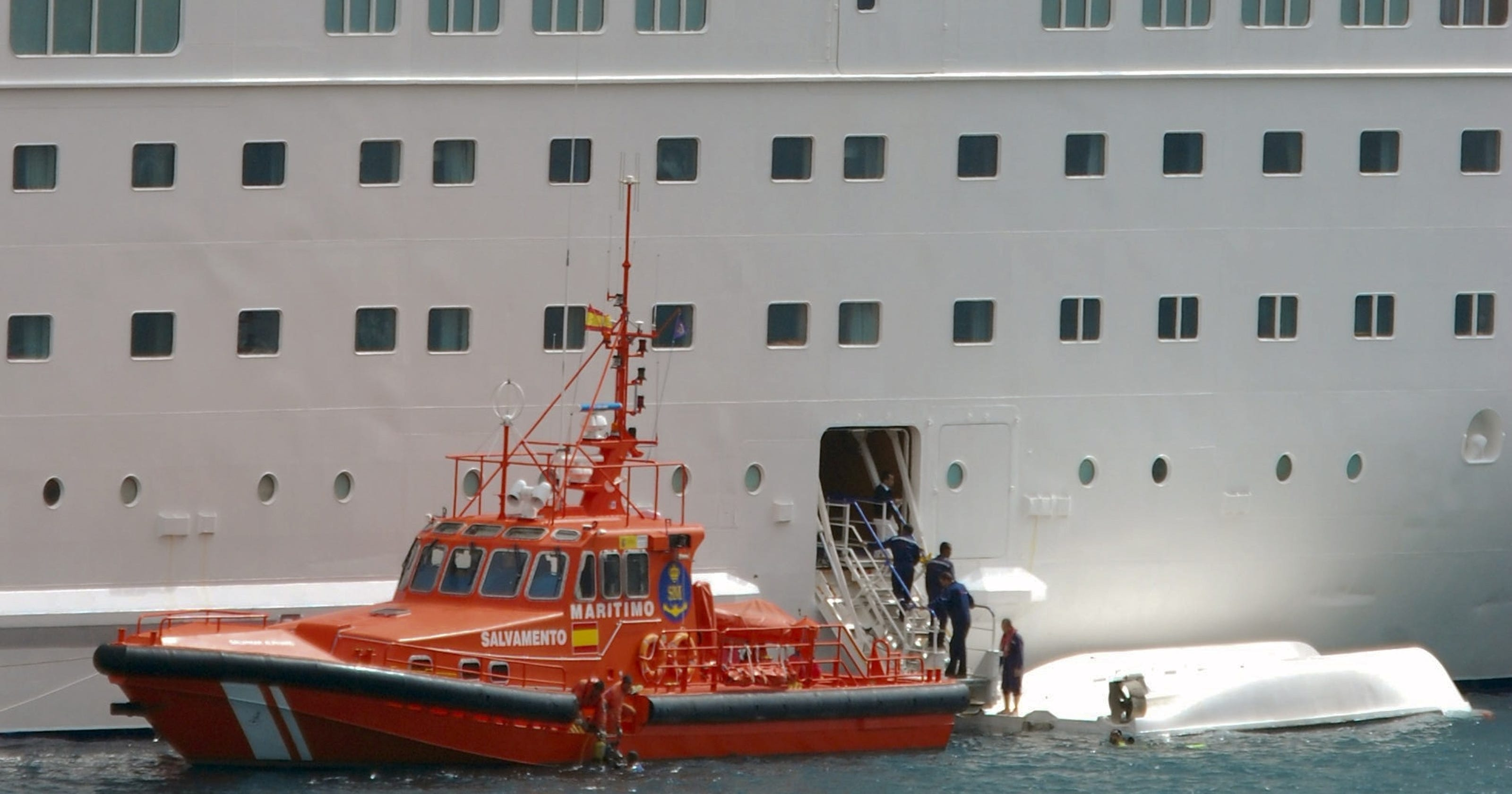 5 Dead 3 Injured In Cruise Ship Accident In Spain