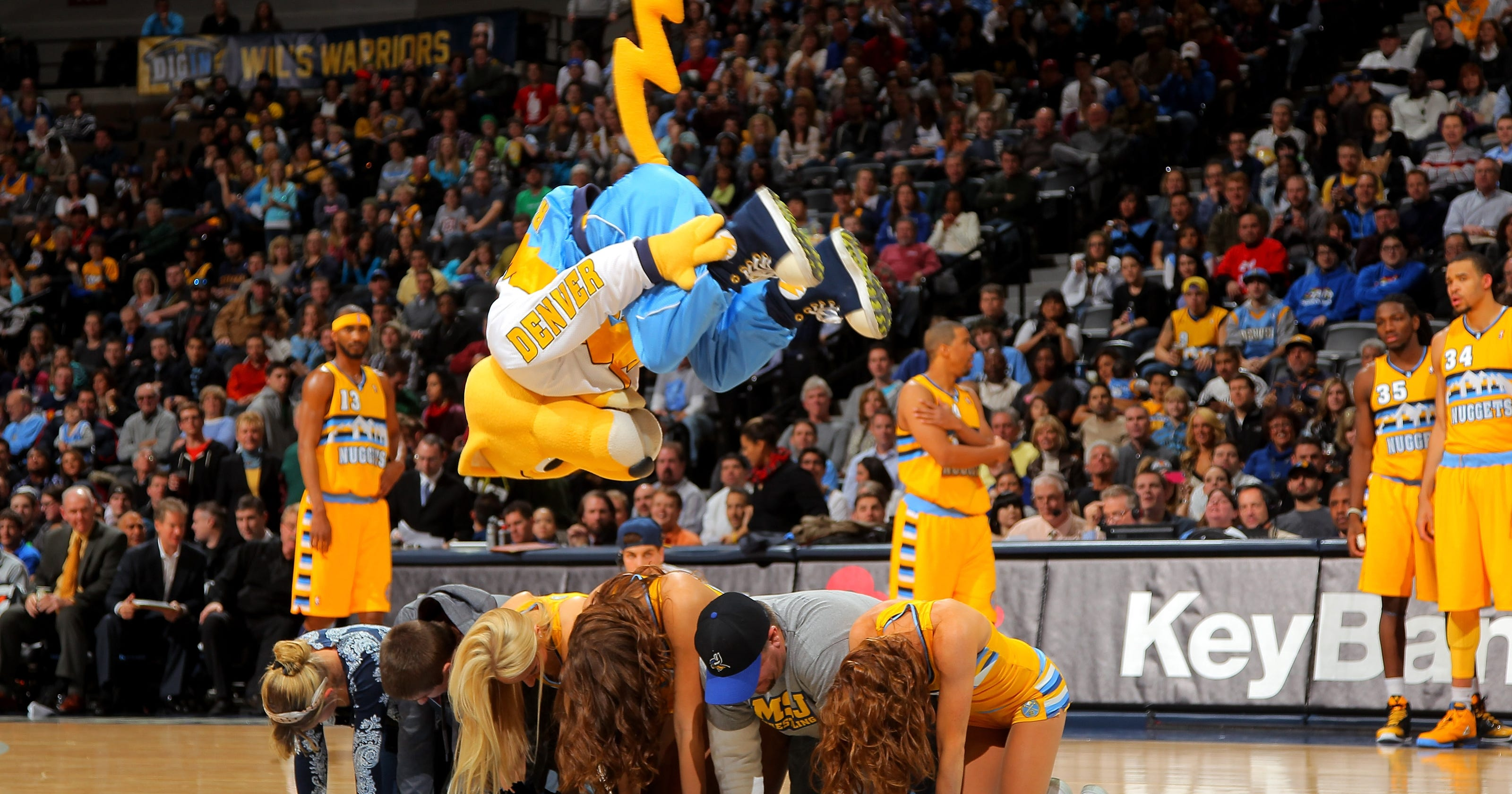Nuggets taking advantage of denver s thin air