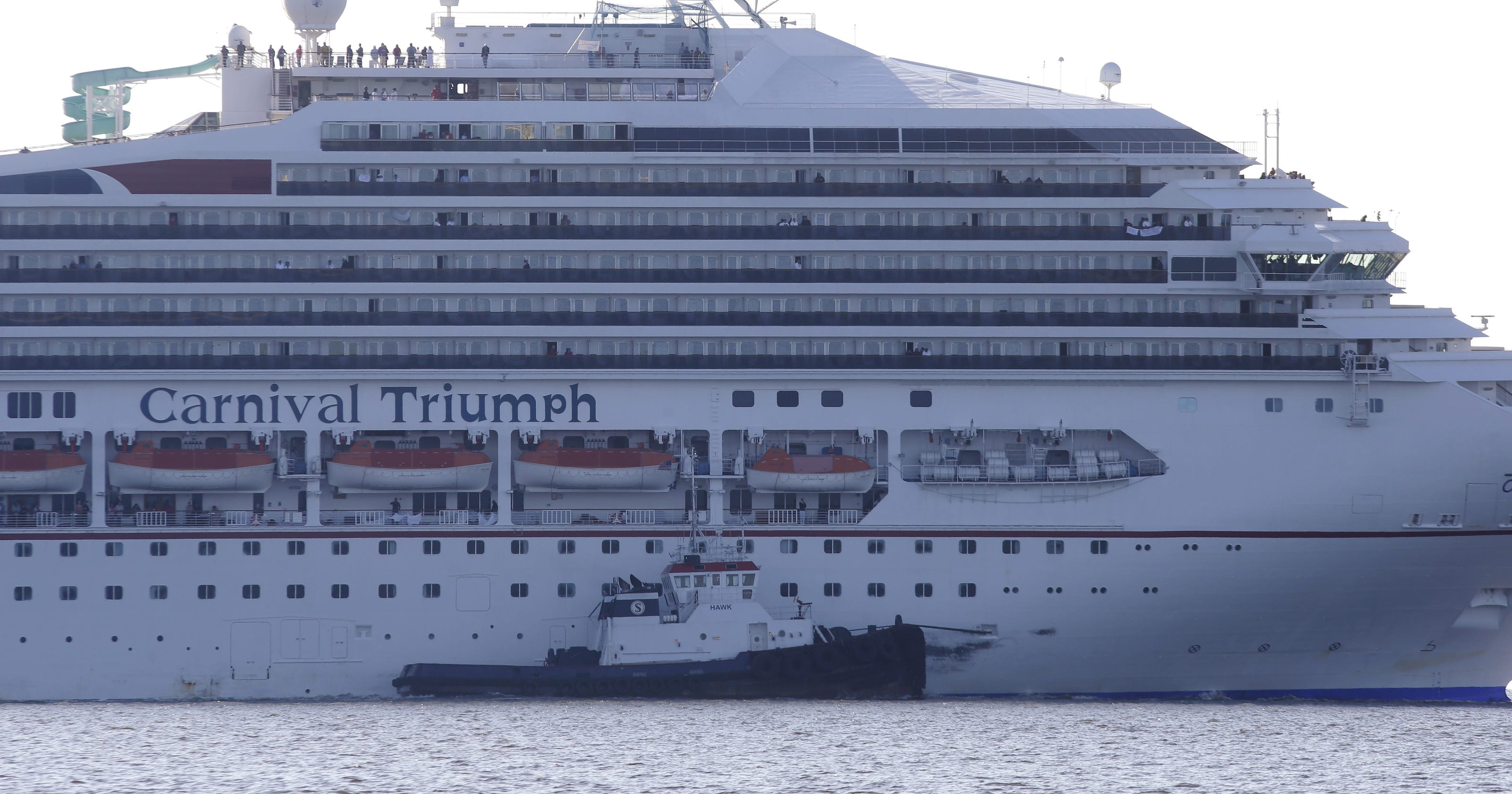 Senator Calls For Cruise Ship Bill Of Rights