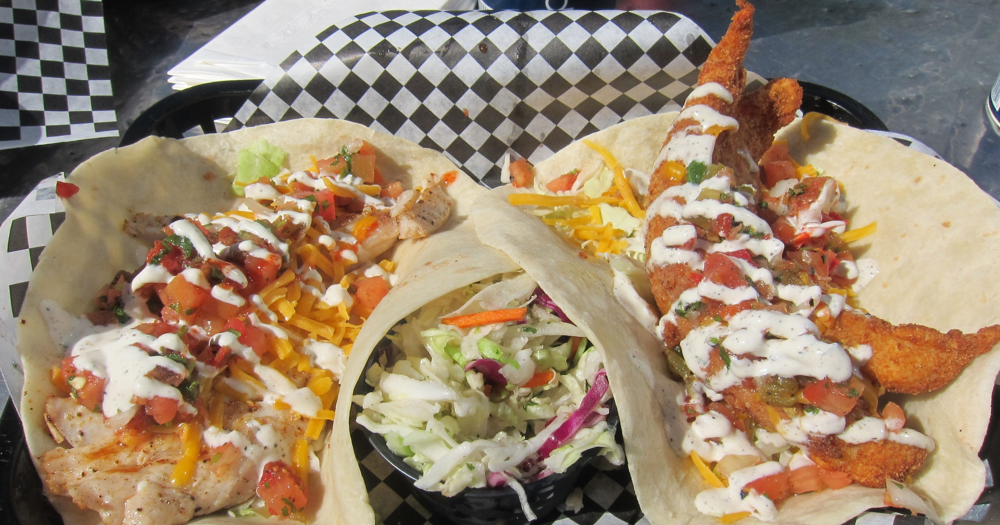 Great American Bites: Tasty fish tacos in prime San Diego location