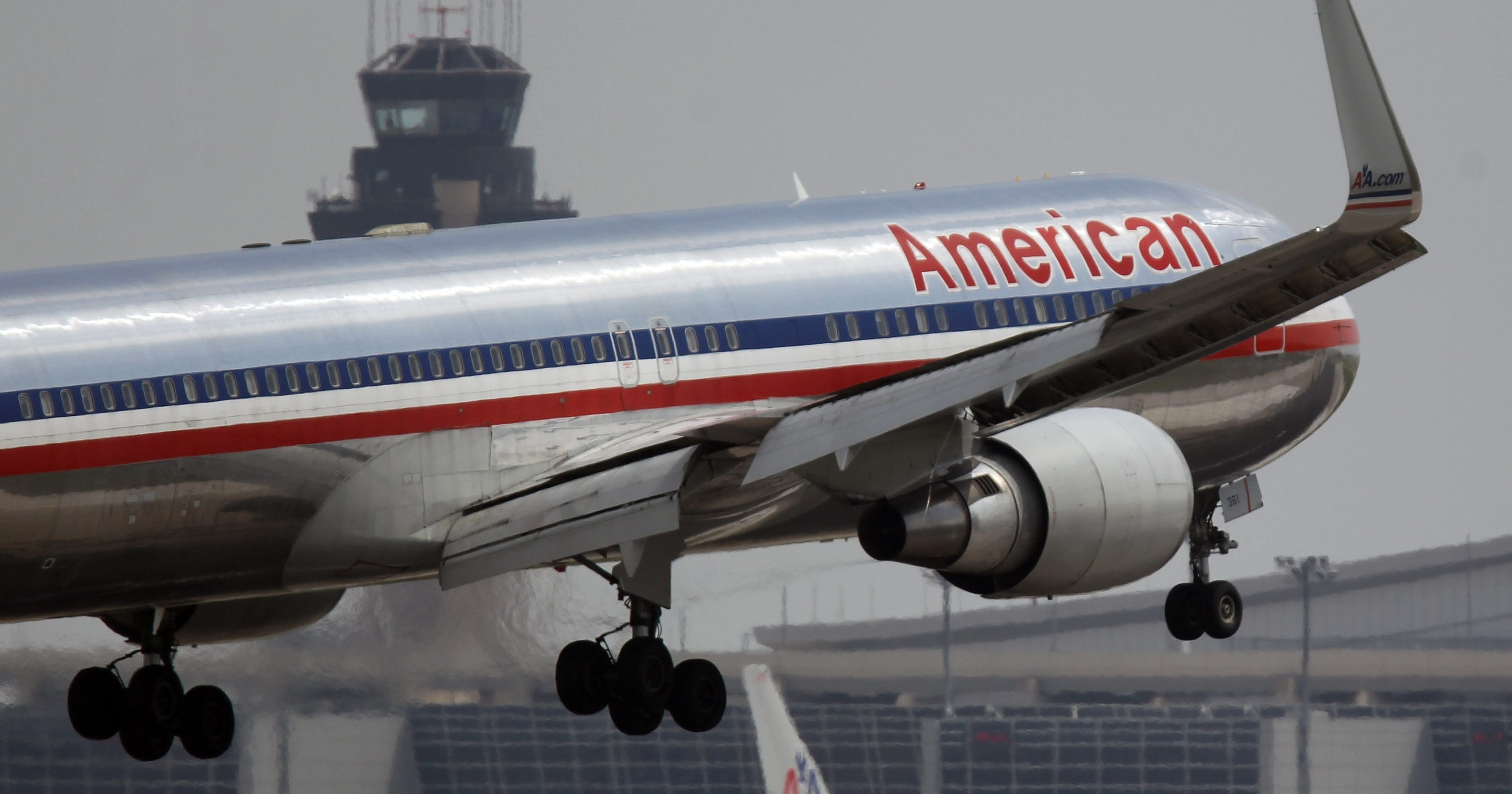 American reports signs of profit in first quarter American Airlines Reservations