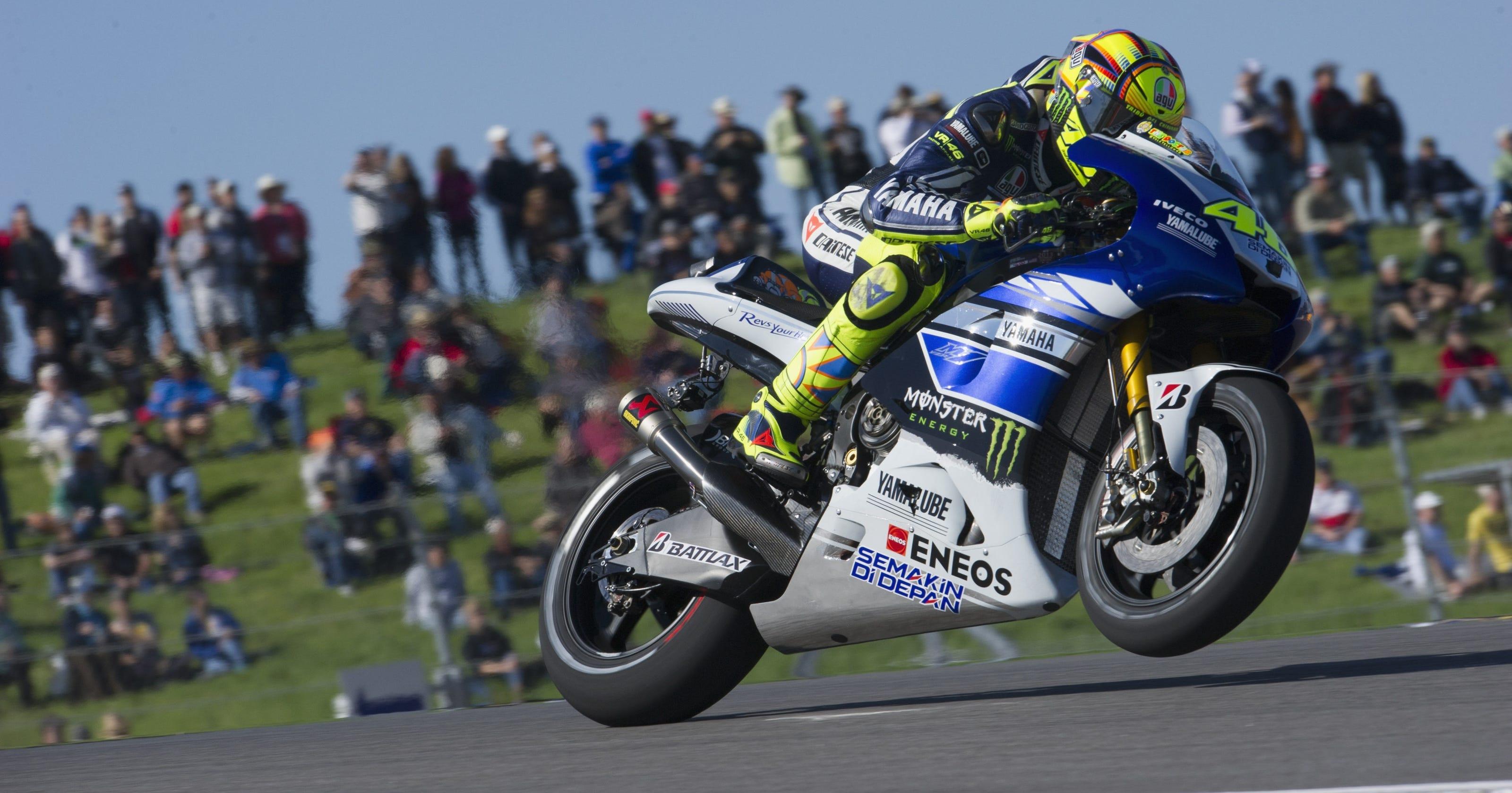 Motorcycle racing series MotoGP expands to Austin