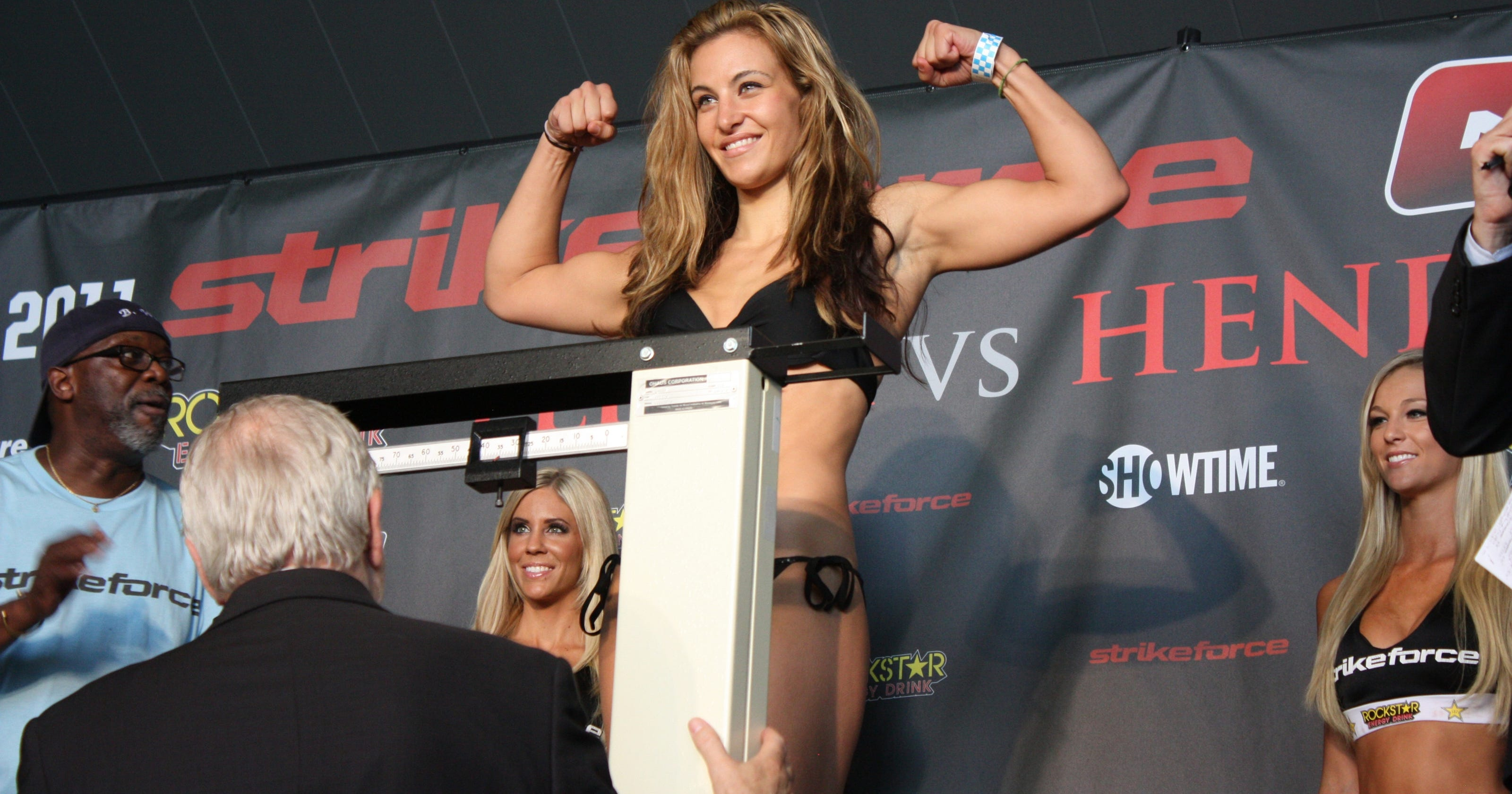 Ufc s miesha tate to appear nude in the body issue of espn the