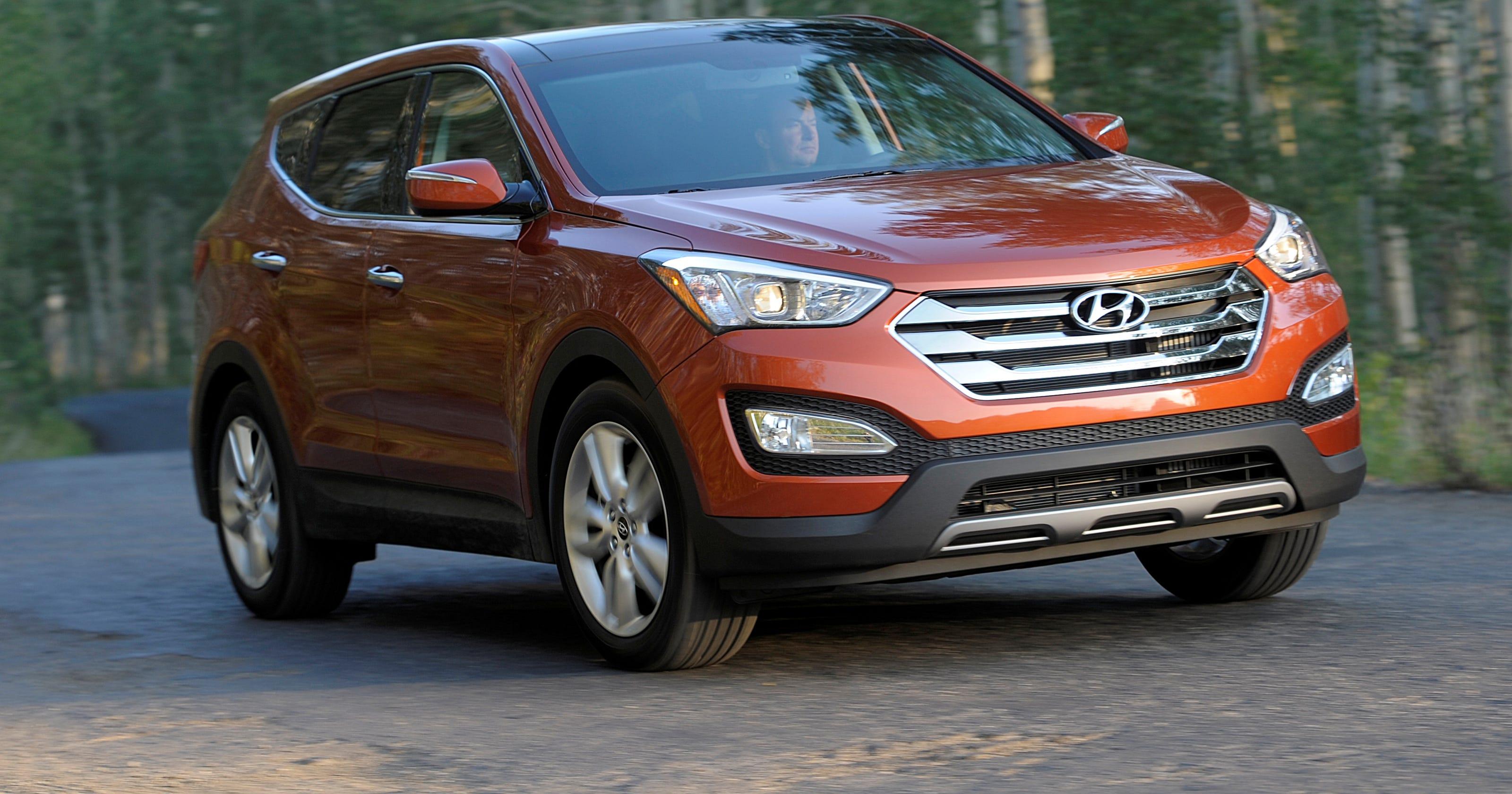 Hyundai Santa Fe Problems Complaints Hyundai Problems