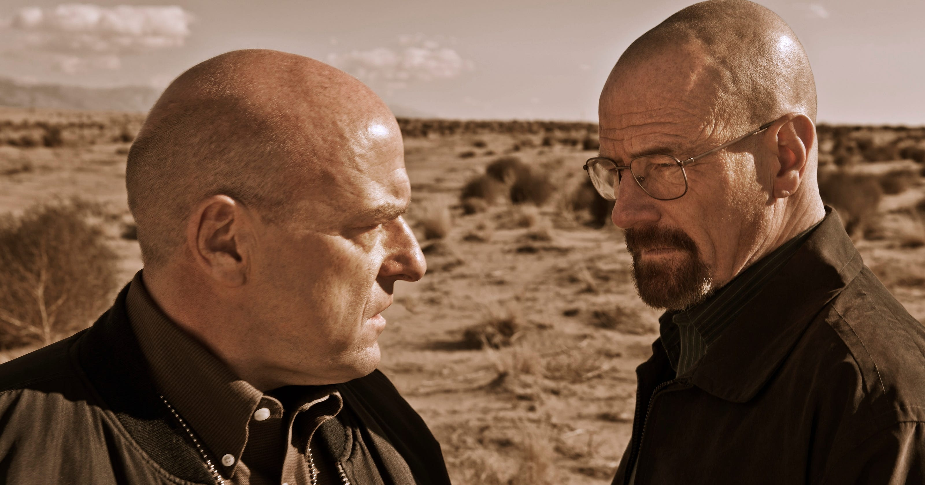 """breaking bad review It's been 10 years since """"breaking bad"""" premiered (an anniversary still being celebrated), but four since the vince gilligan- and peter gould-created prequel premiered."""