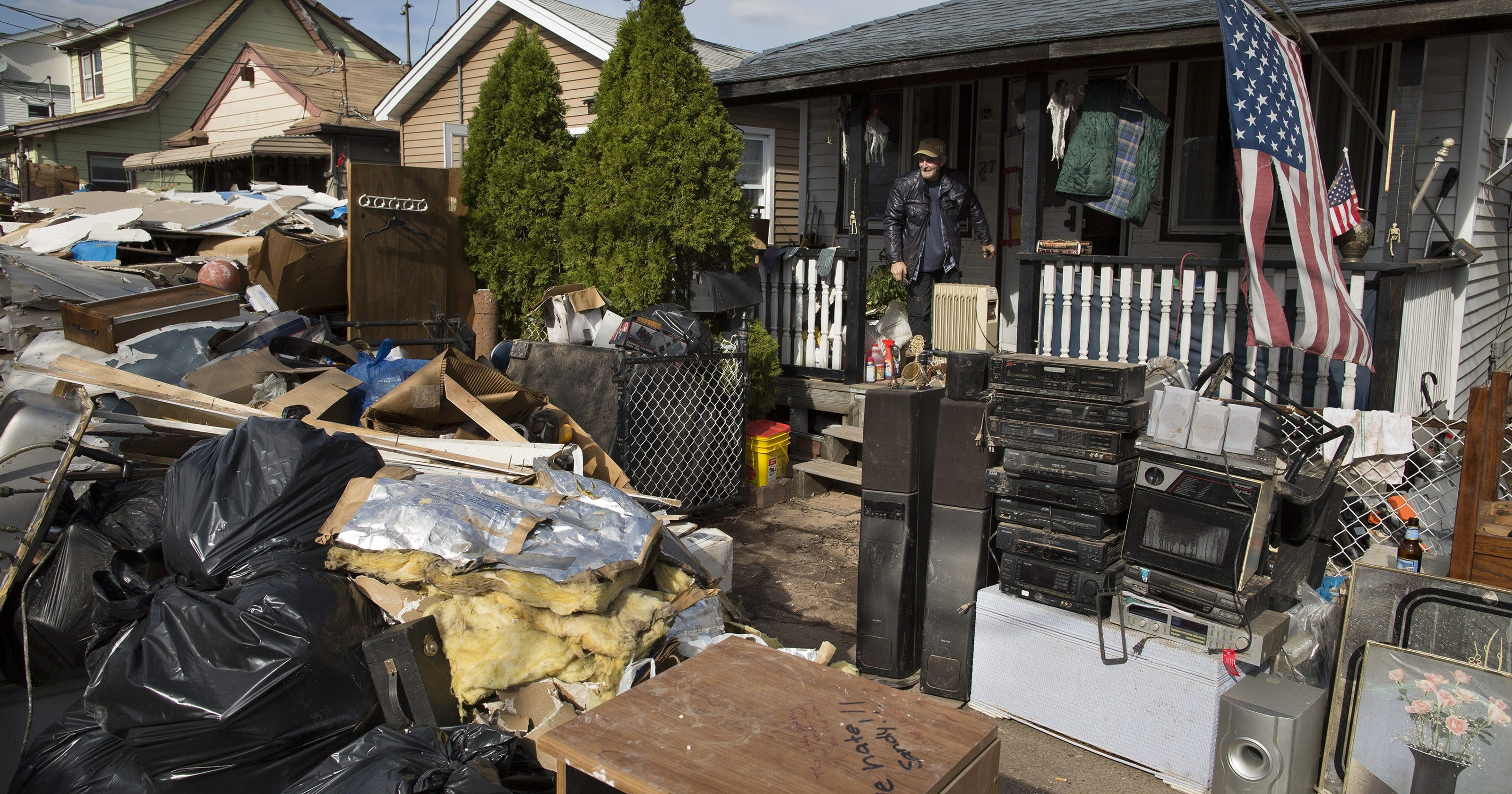 Disaster expert hired to help Sandy s New York homeless