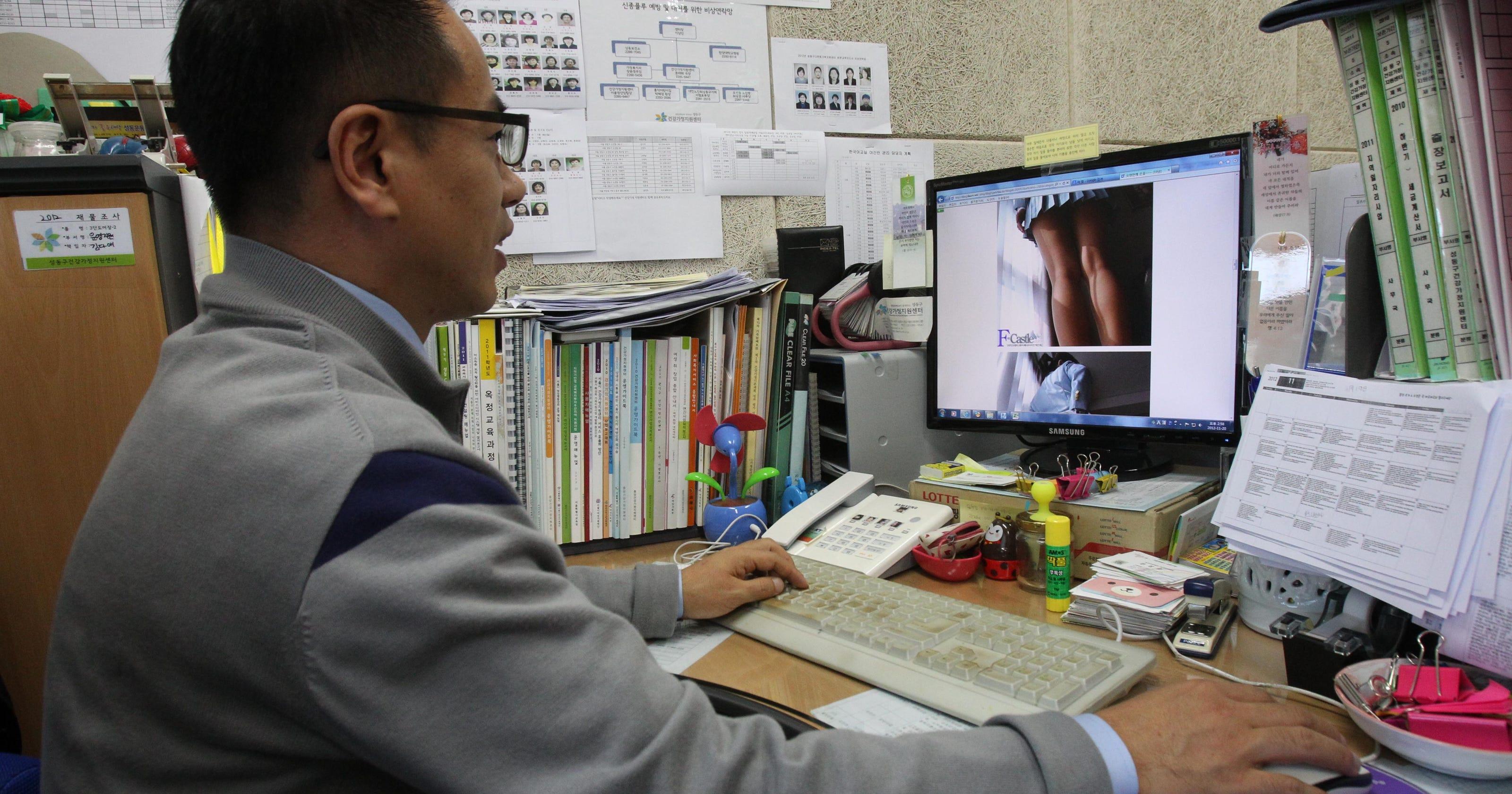 Where to watch korean porn