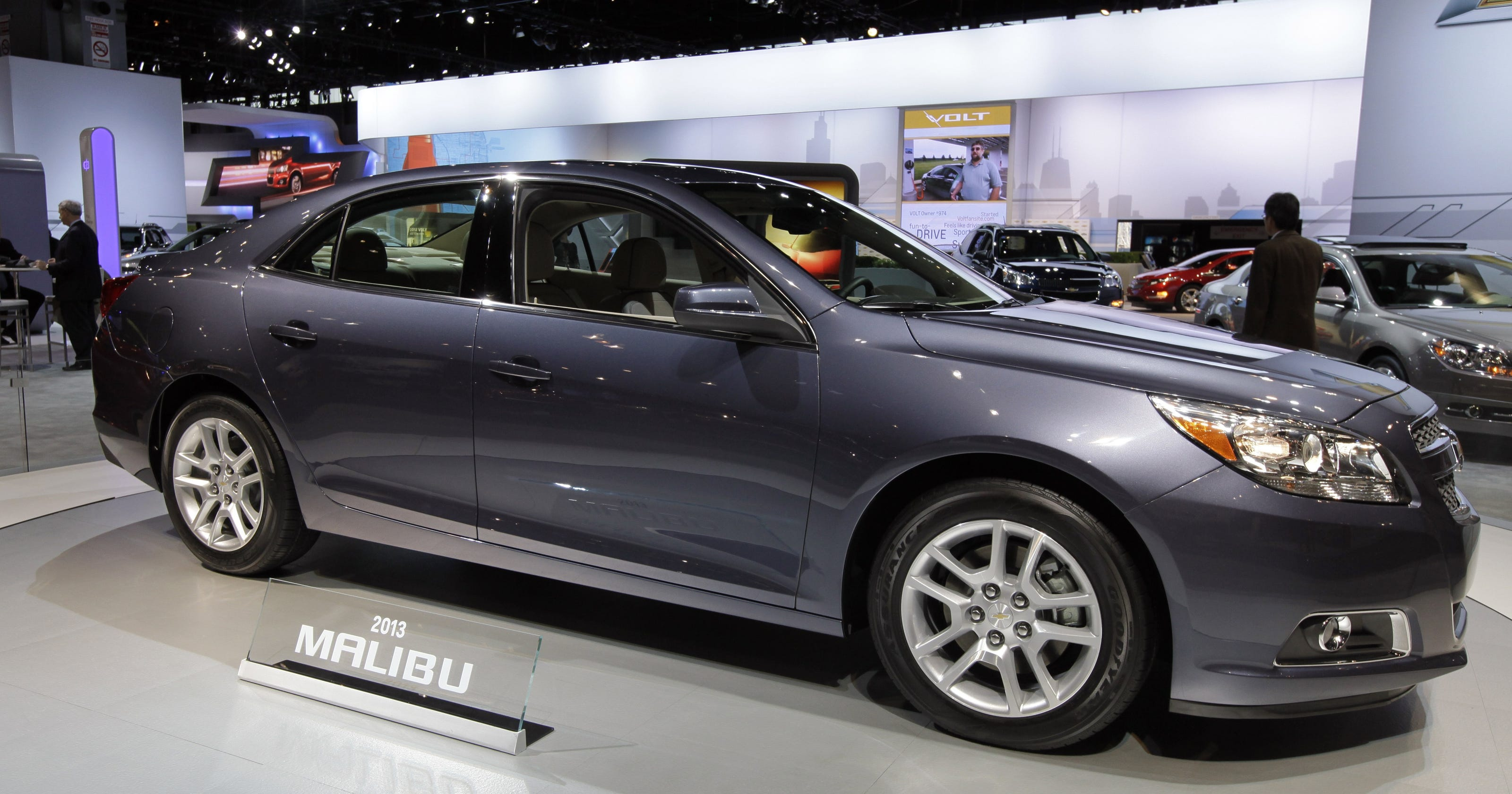 gm recalls 2013 malibu sedans for bolts. Cars Review. Best American Auto & Cars Review