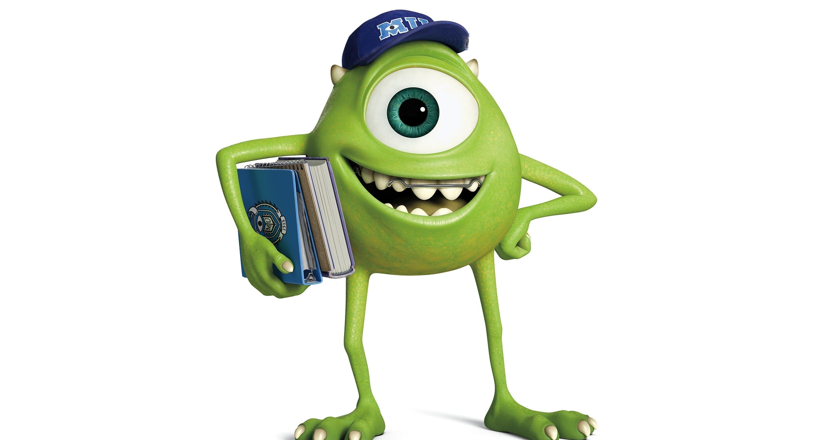 Schön Pixar Malvorlagen Monster Inc Galerie - Malvorlagen Von Tieren ...