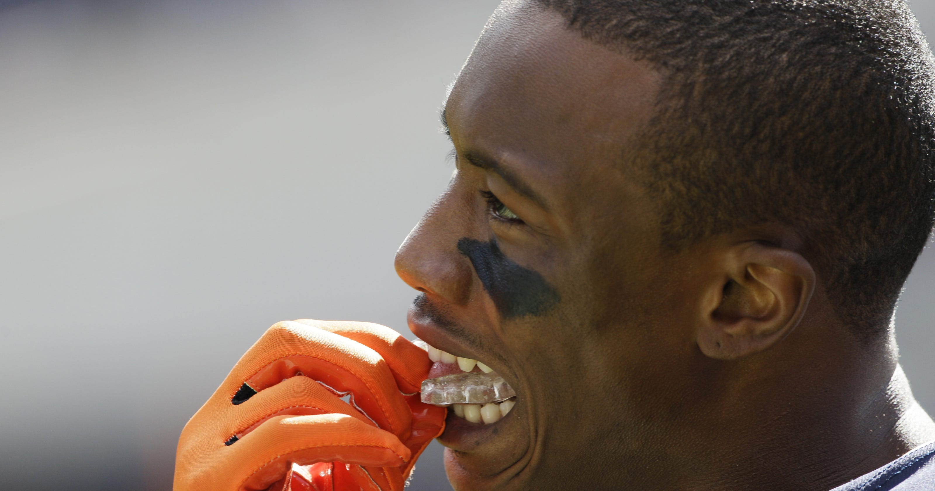 Animal Feces Not All That S In Nfl Players Mouthguards