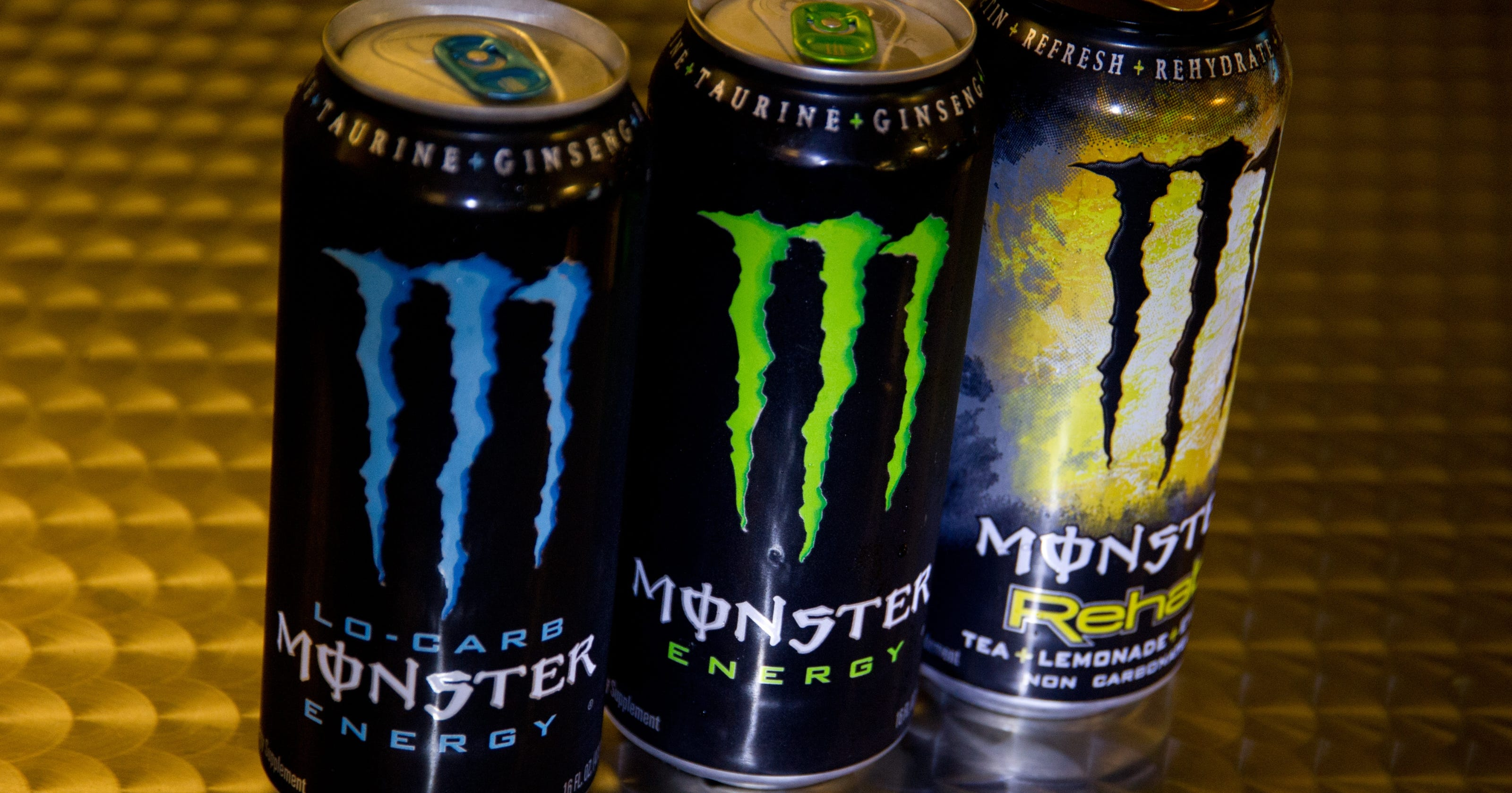 Monster Energy Drink | HuffPost