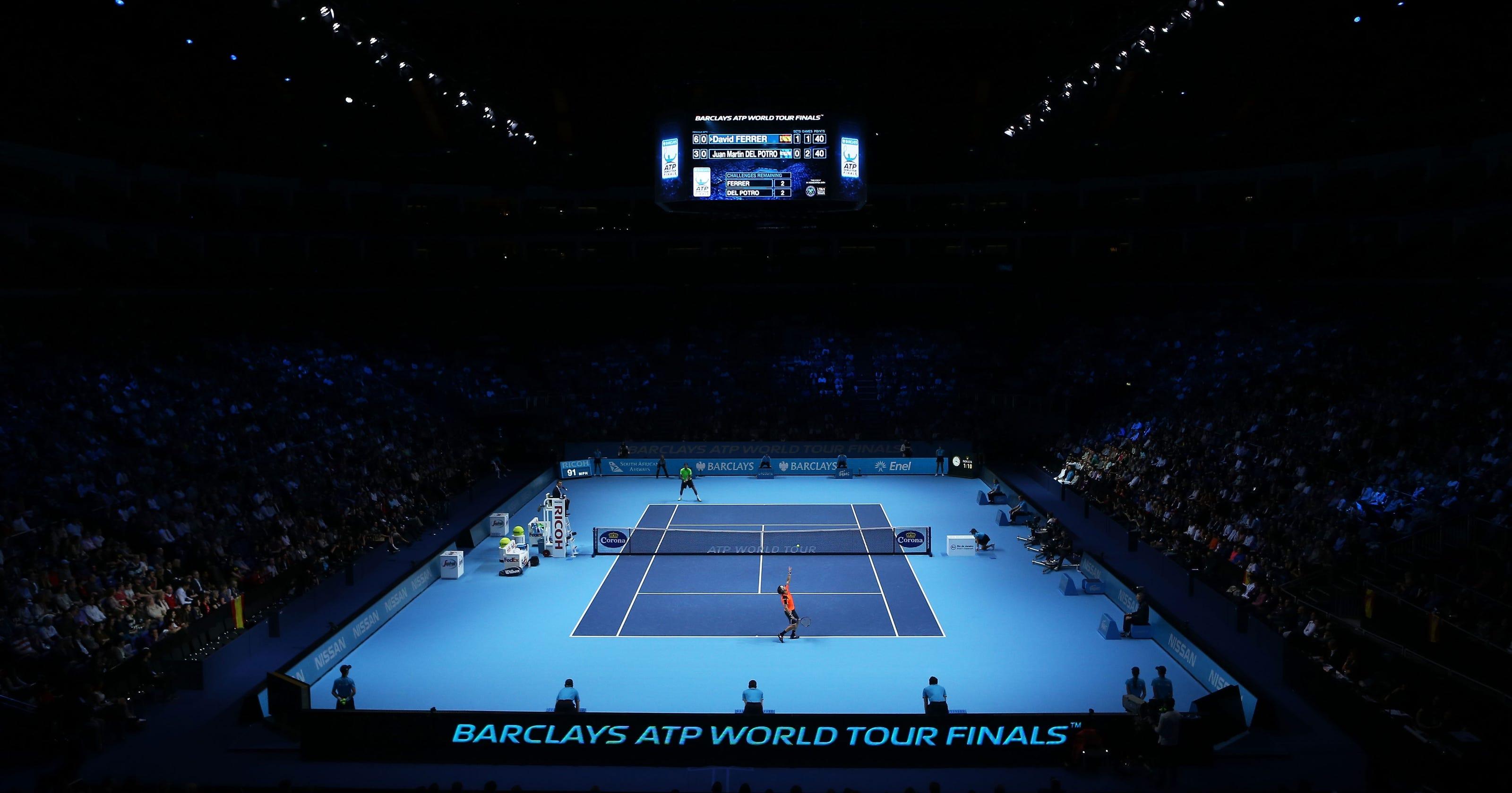 Atp World Tour Finals Scores