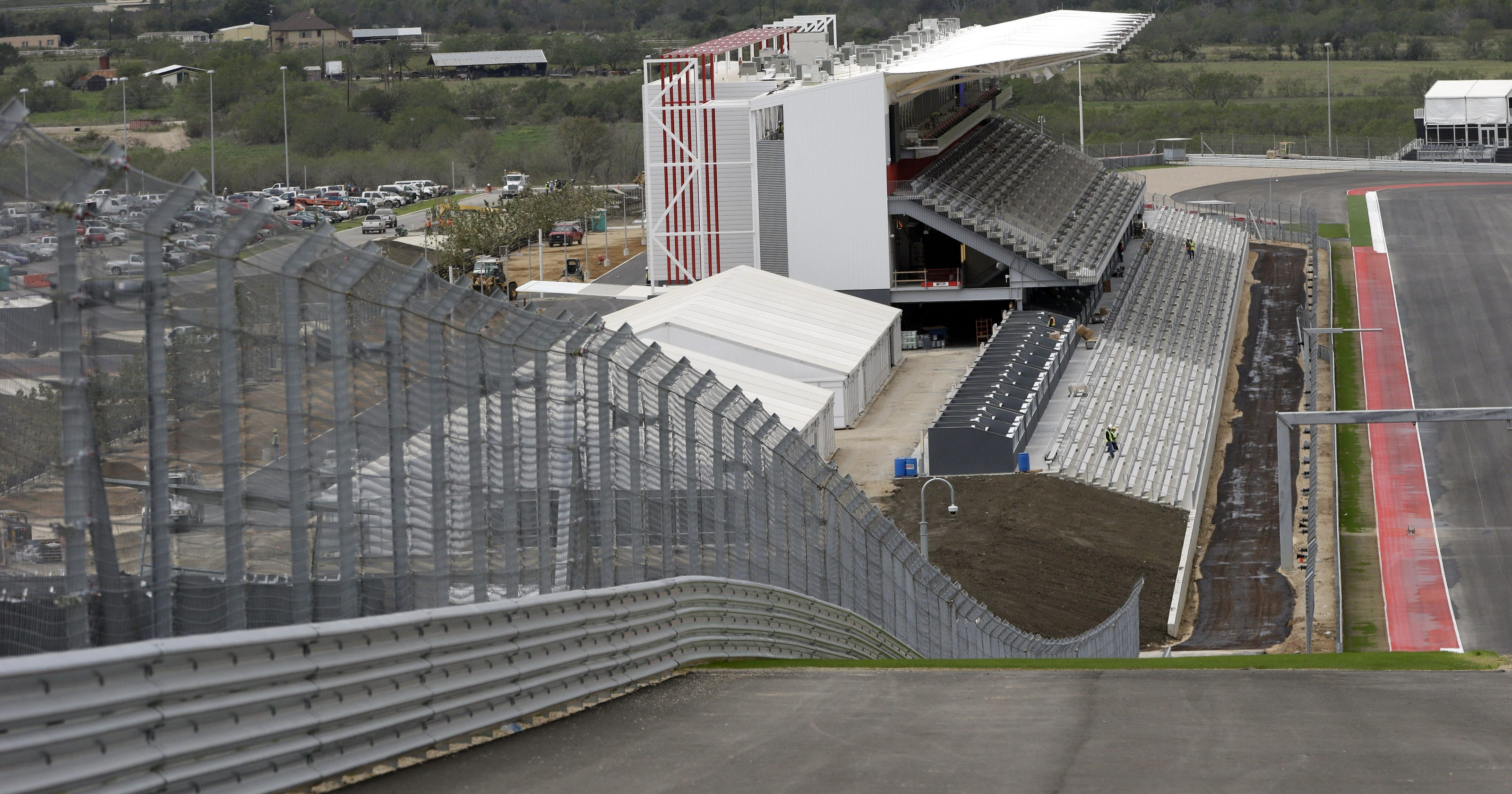 Epa will do air quality flyovers of formula one circuit for Motor city pawn shop on east 8 mile