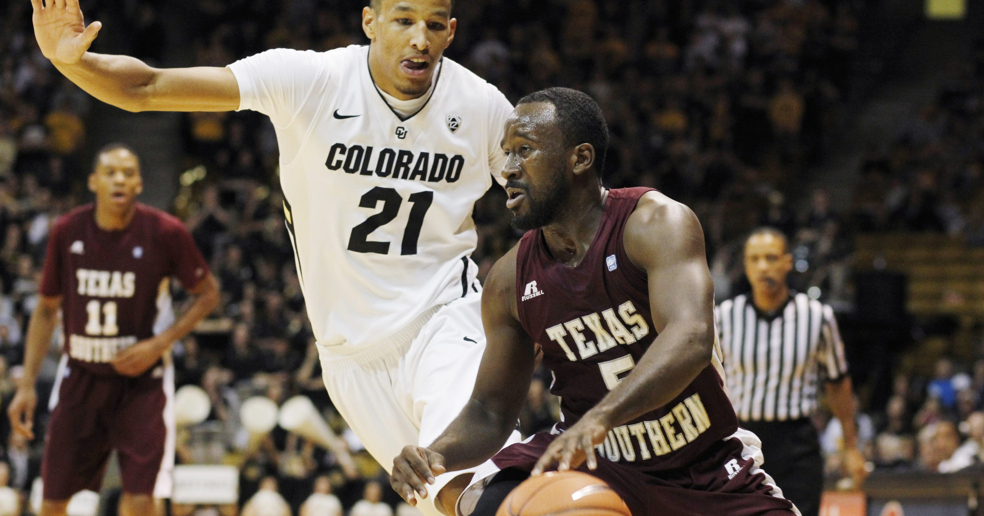 No 19 Colorado survives 2 OT scare from Texas Southern