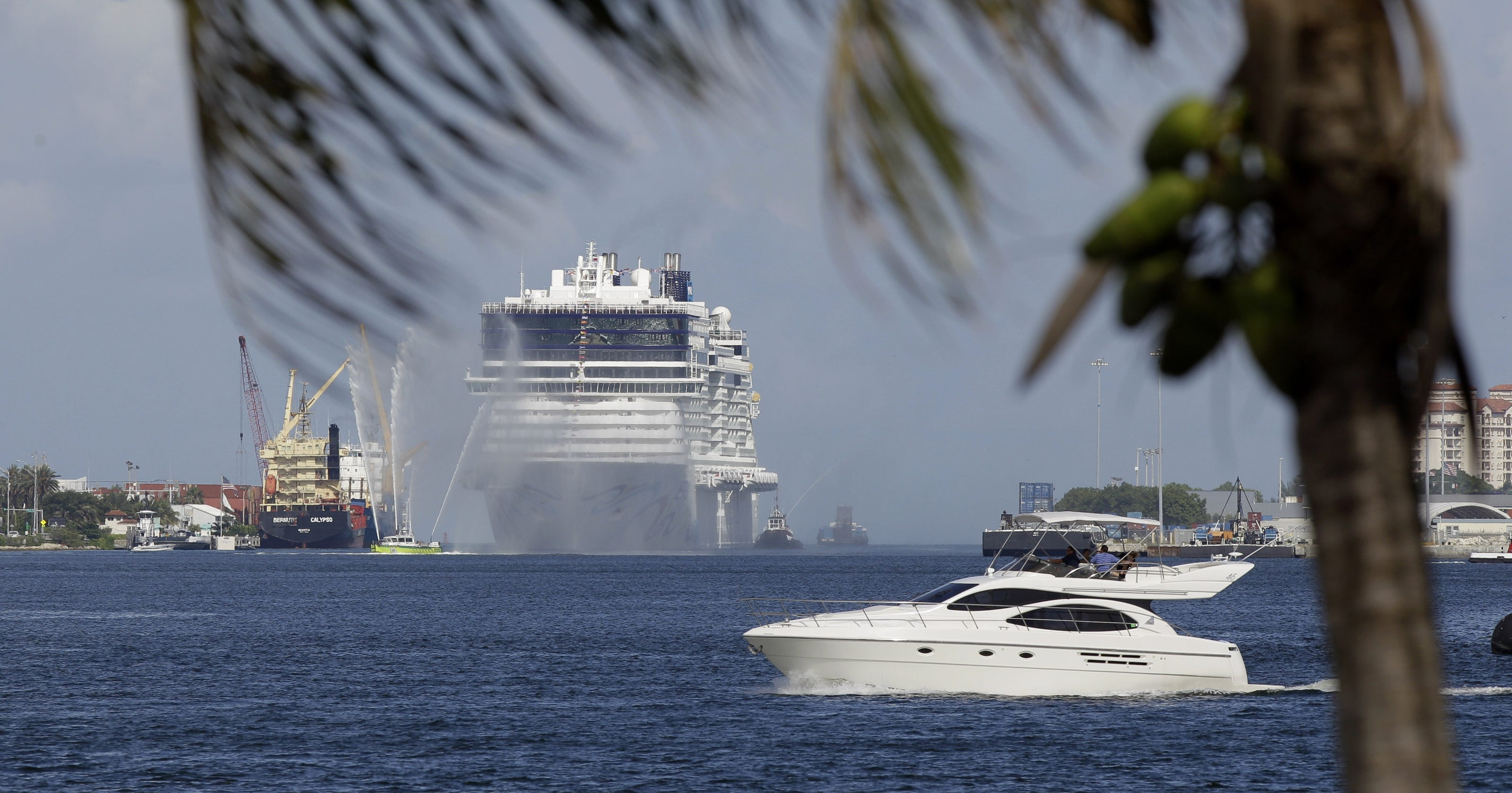 Why Are Cruise Ships Registered In Foreign Countries - Us flagged cruise ships