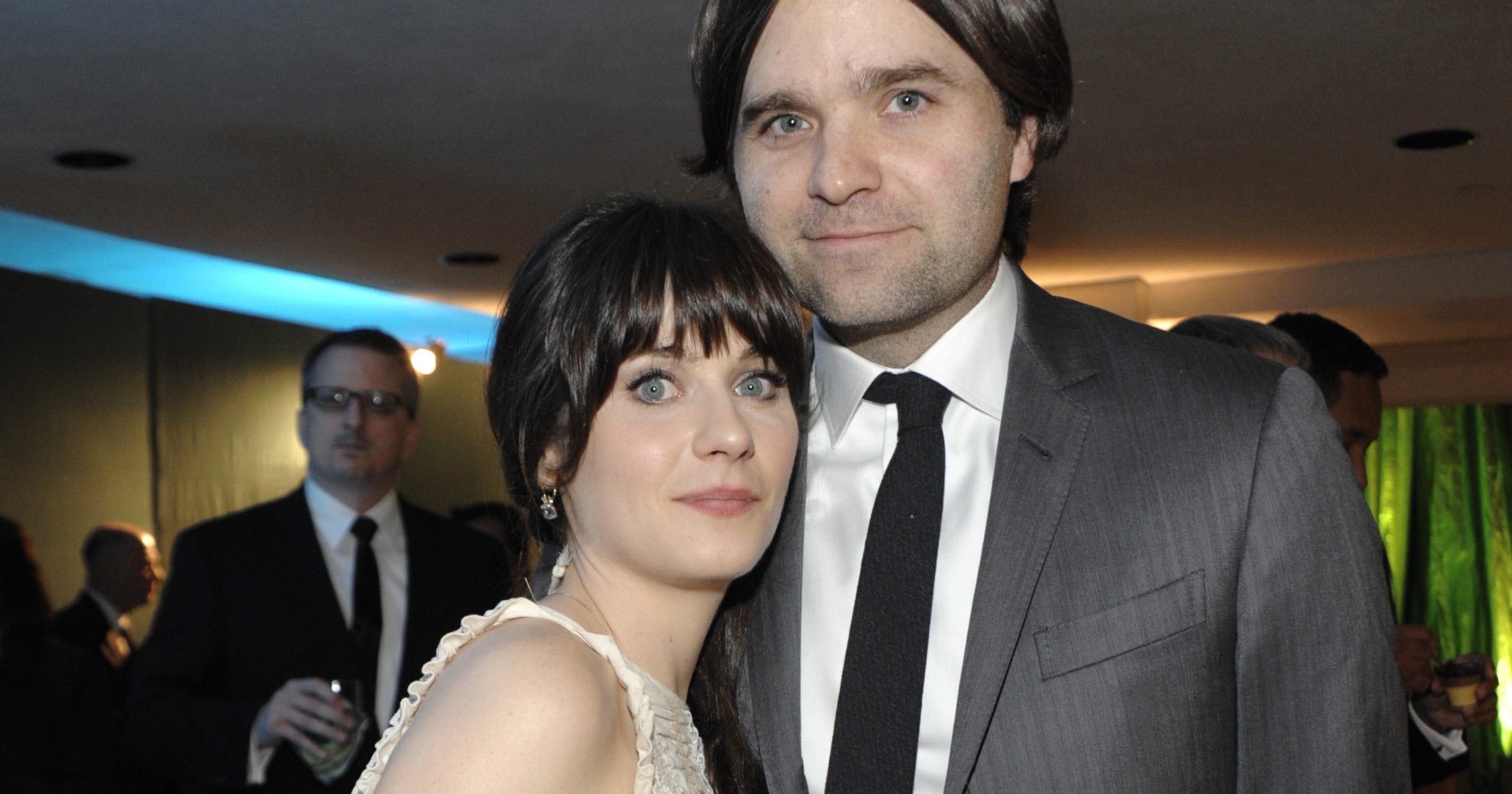 Zooey Deschanel and rocker husband are officially divorced