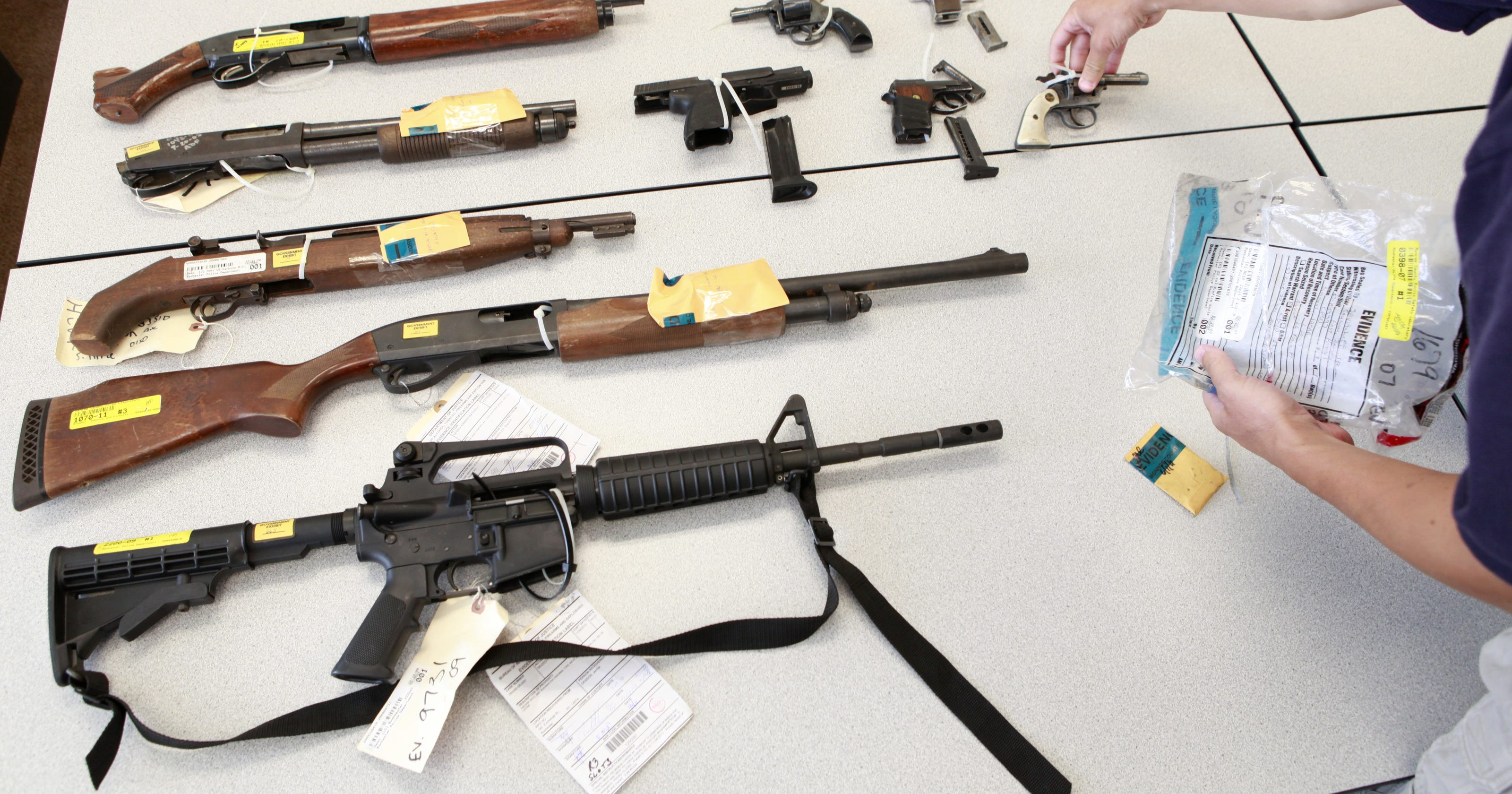 Is It Legal To Travel With Guns Into Washington State