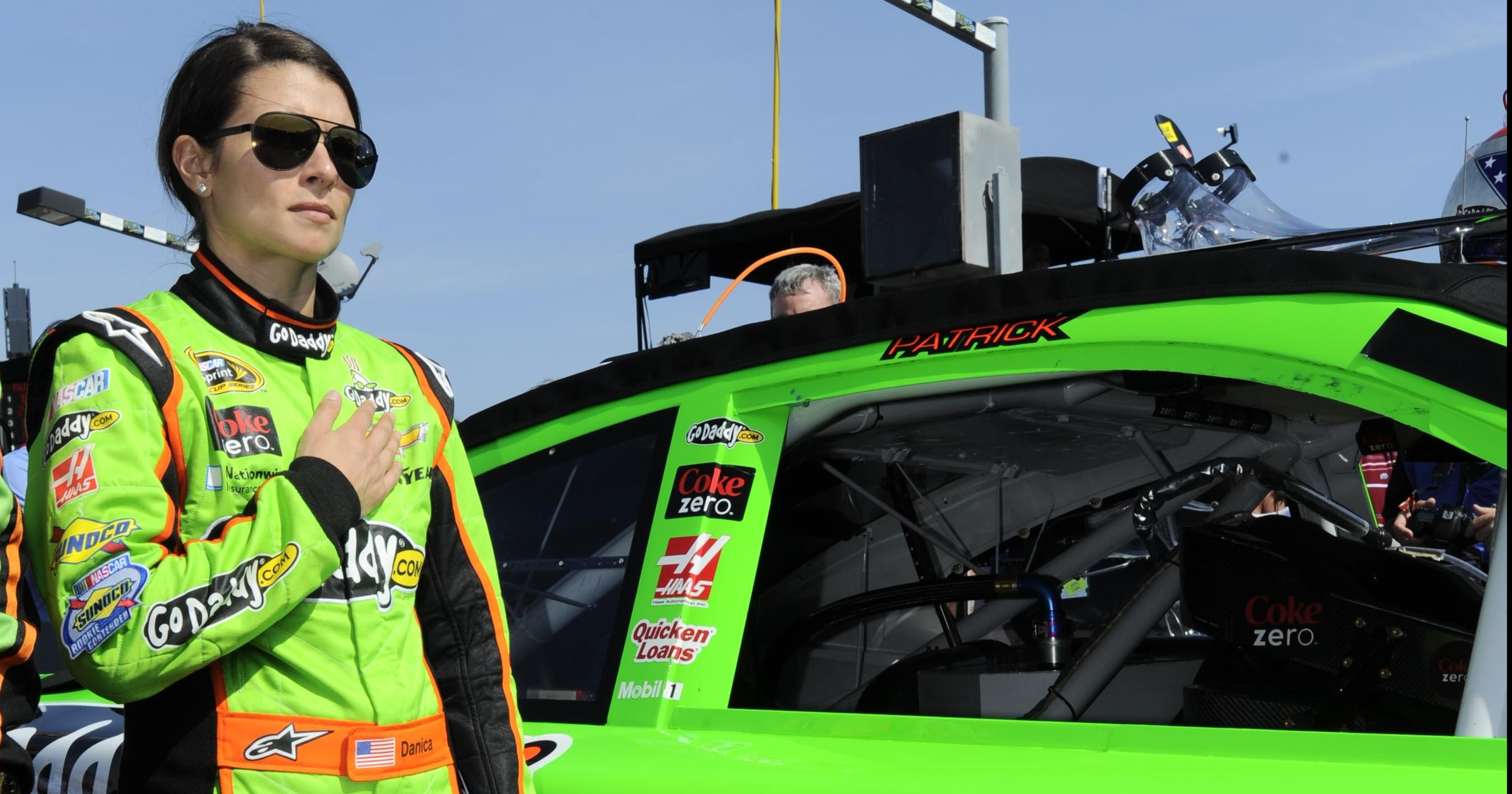 Danica patrick could change auto racing sports forever biocorpaavc Choice Image