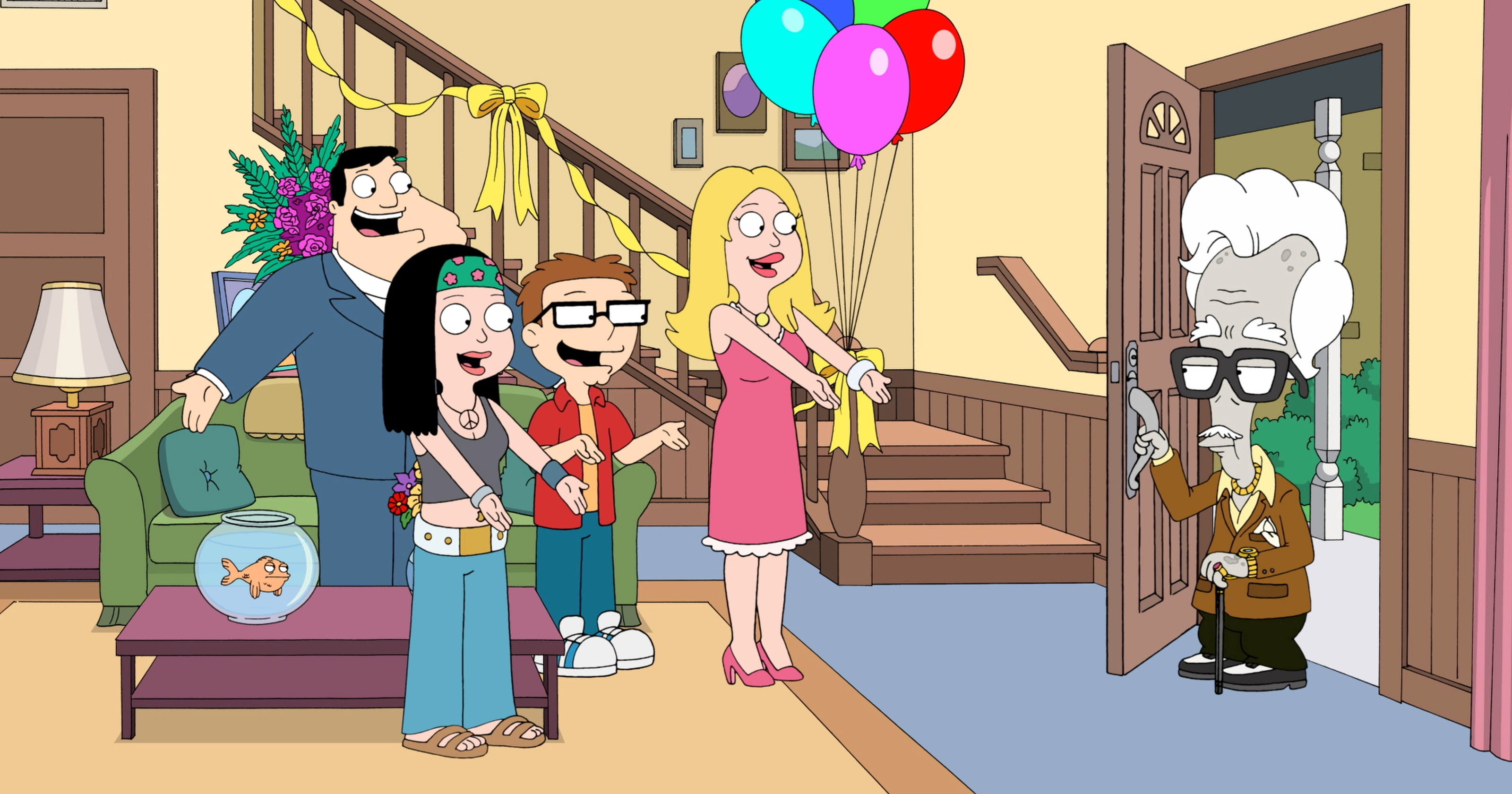 American Dad! will jump to TBS for Season 11 in 2014