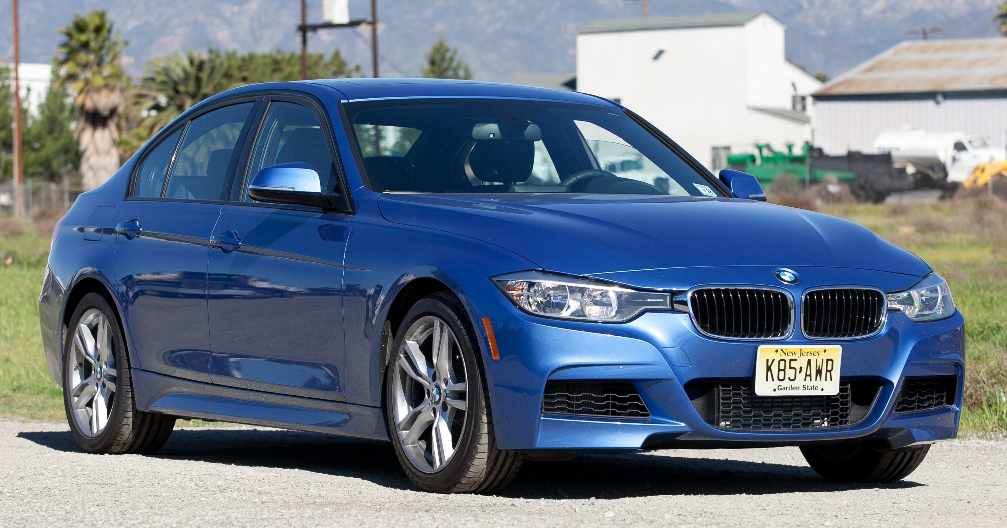 Test Drive BMW I M Sport Is Mmmmmm Good - Bmw 321i