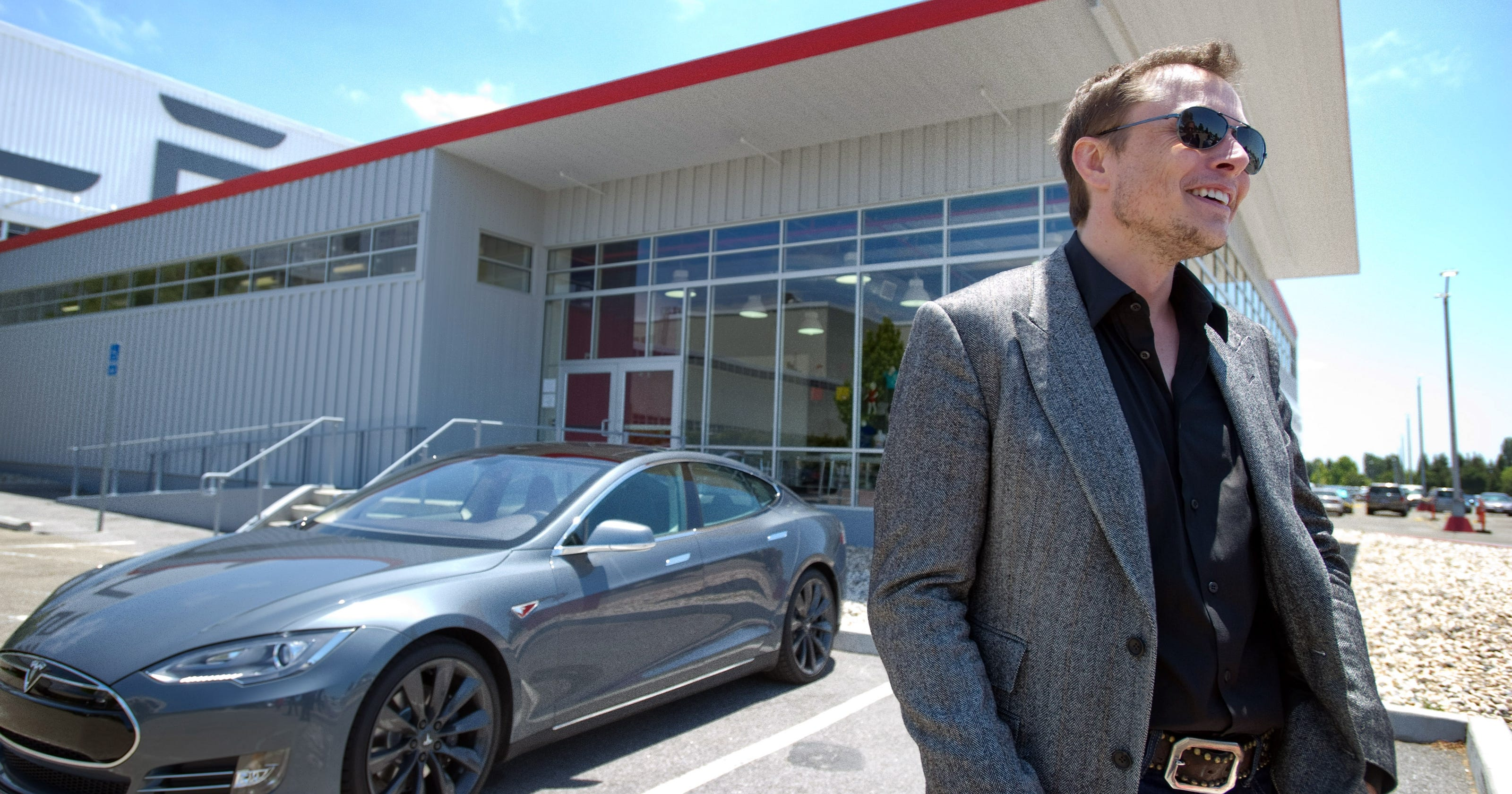 Elon Musk Will Personally Guarantee Tesla Buyback Values