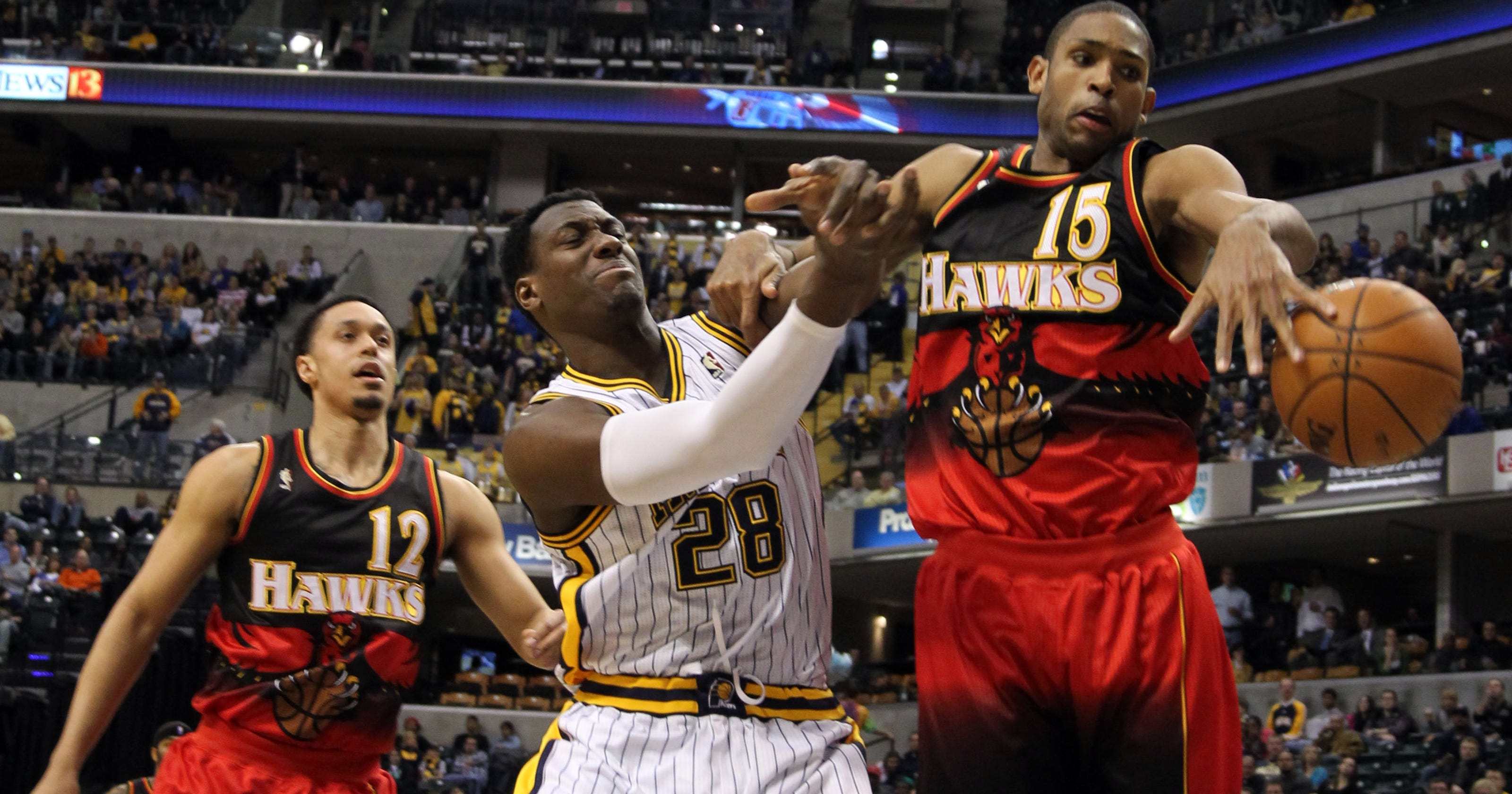 Hibbert and no 6 seed hawks al horford are two of the best centers - Atlanta Hawks Nba Playoff Preview