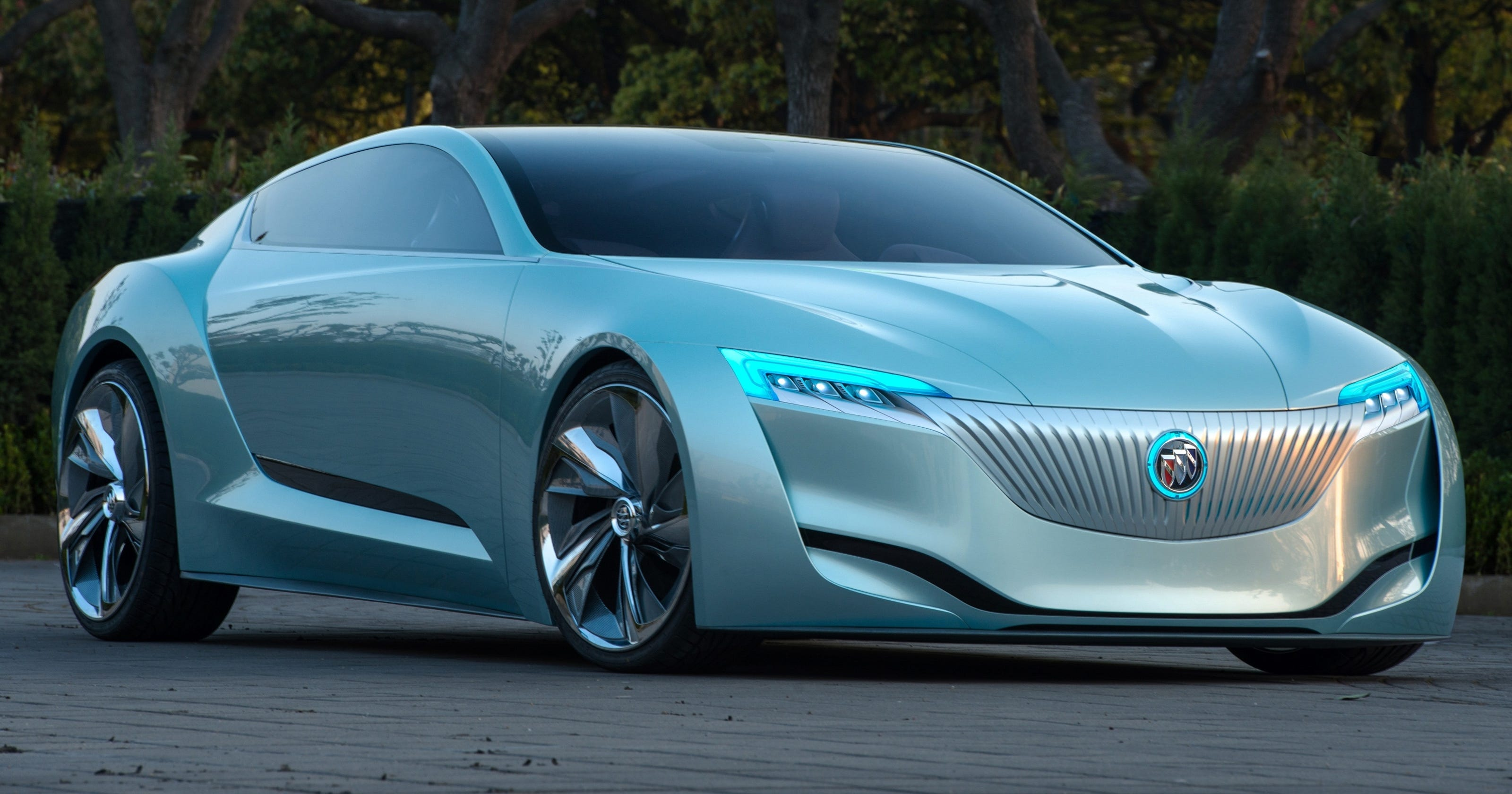 New Buick Cars >> Buick unveils China-designed Riviera concept in Shanghai