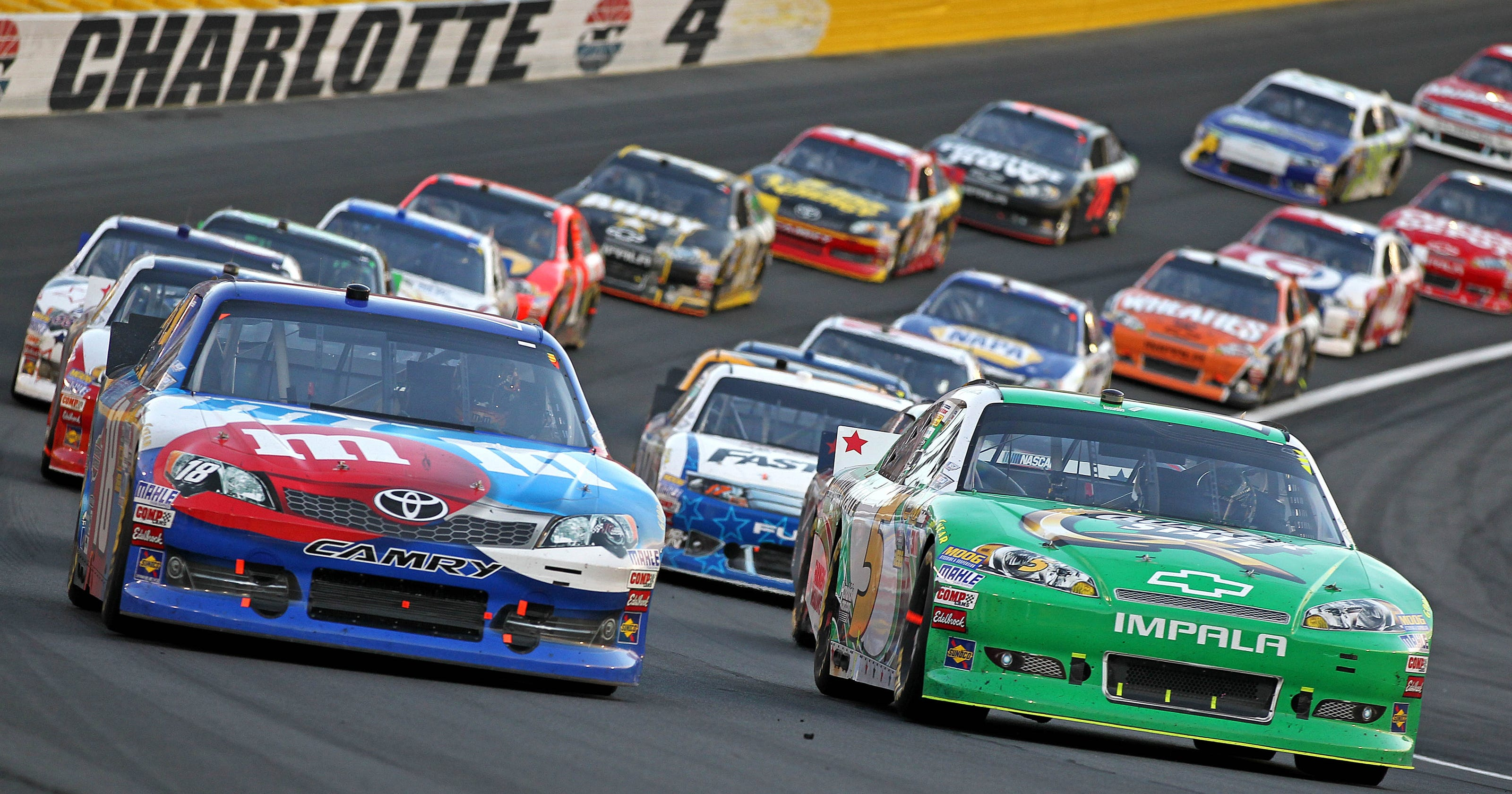 Shaking Up All Star Race Format Would Add Luster