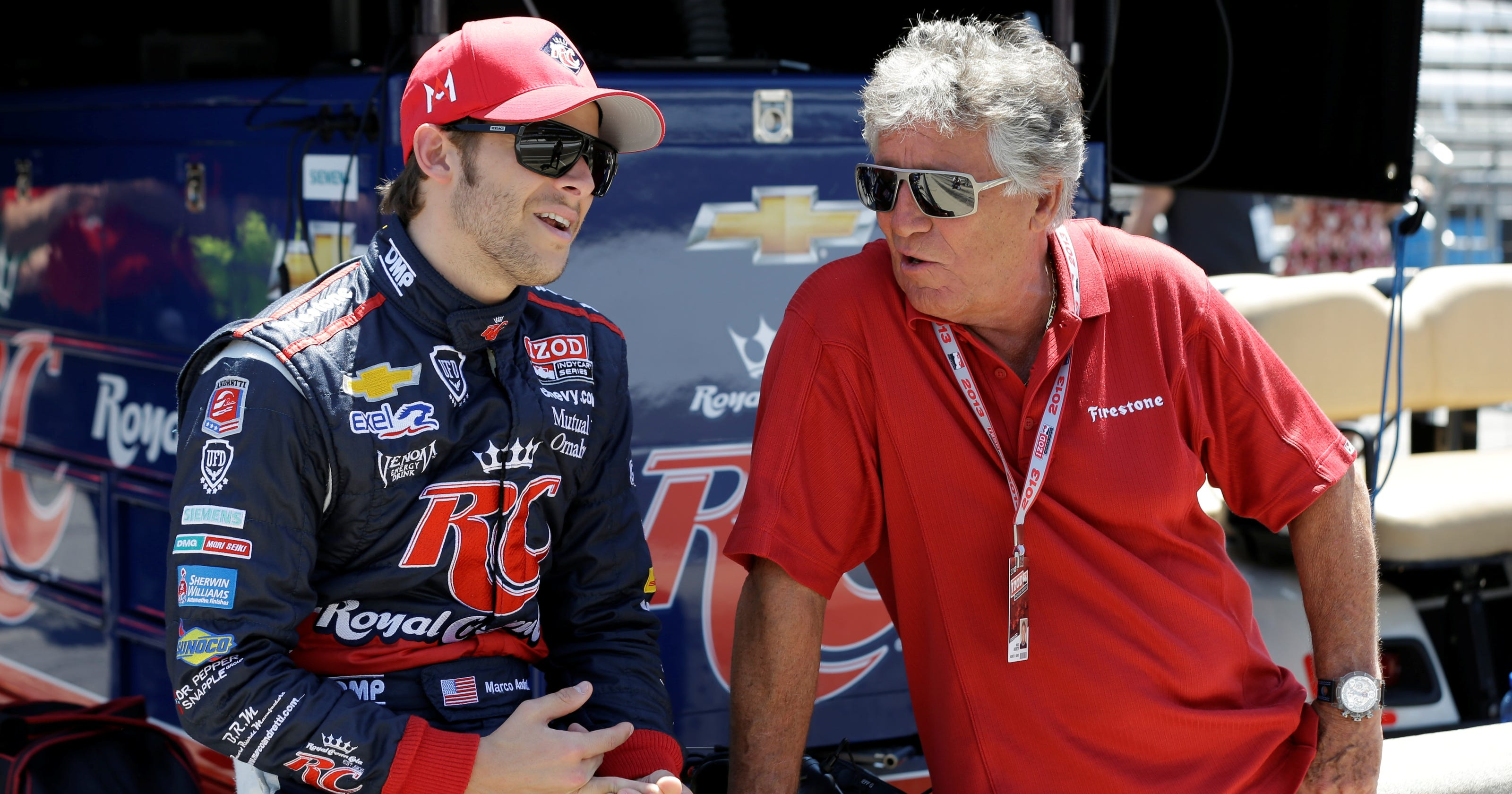 Marco Andretti fosters family atmosphere in Pennsylvania