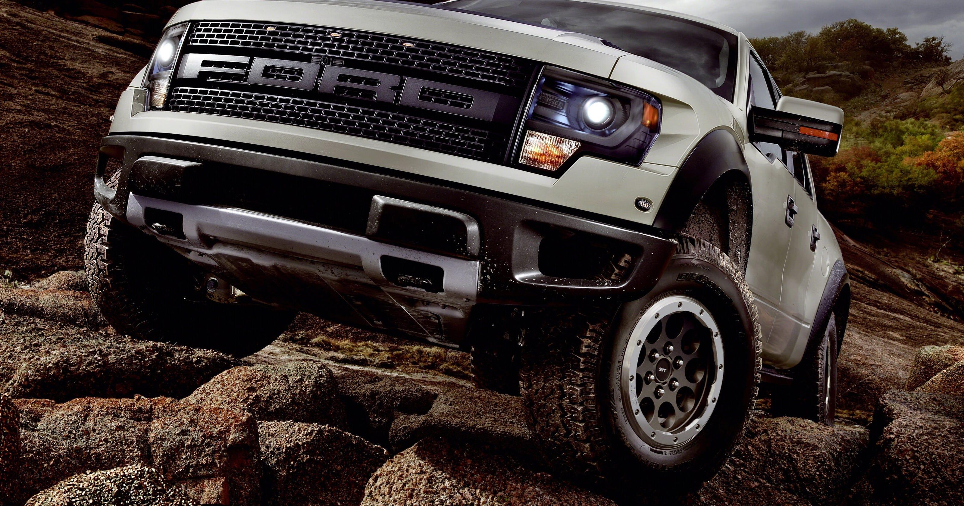 truck tag line 39 built ford tough 39 turns 35. Black Bedroom Furniture Sets. Home Design Ideas