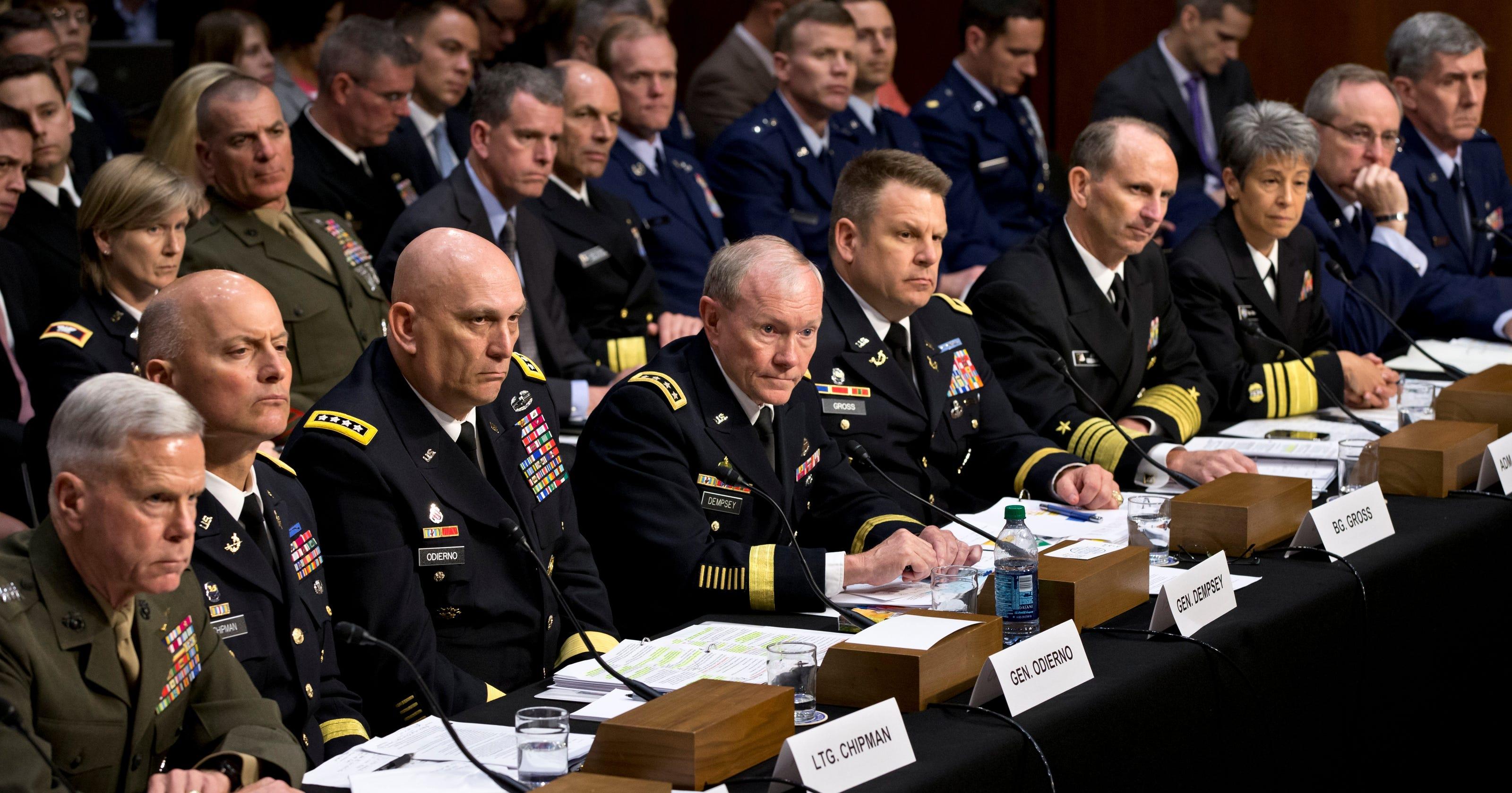 Senate panel cracks down on military sex assaults