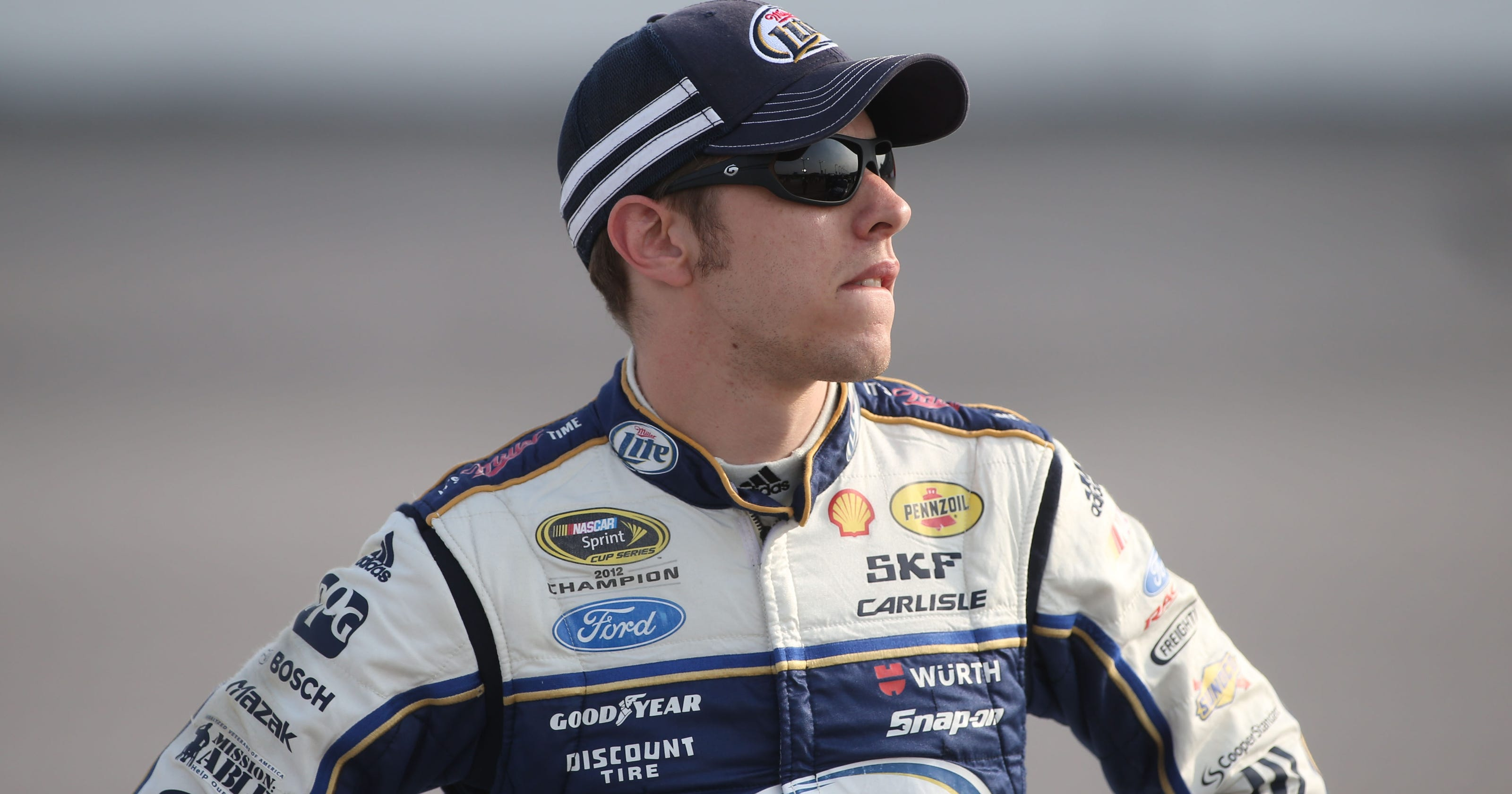 Keselowski says rivals stole ford employees information for Ford motor company employee login