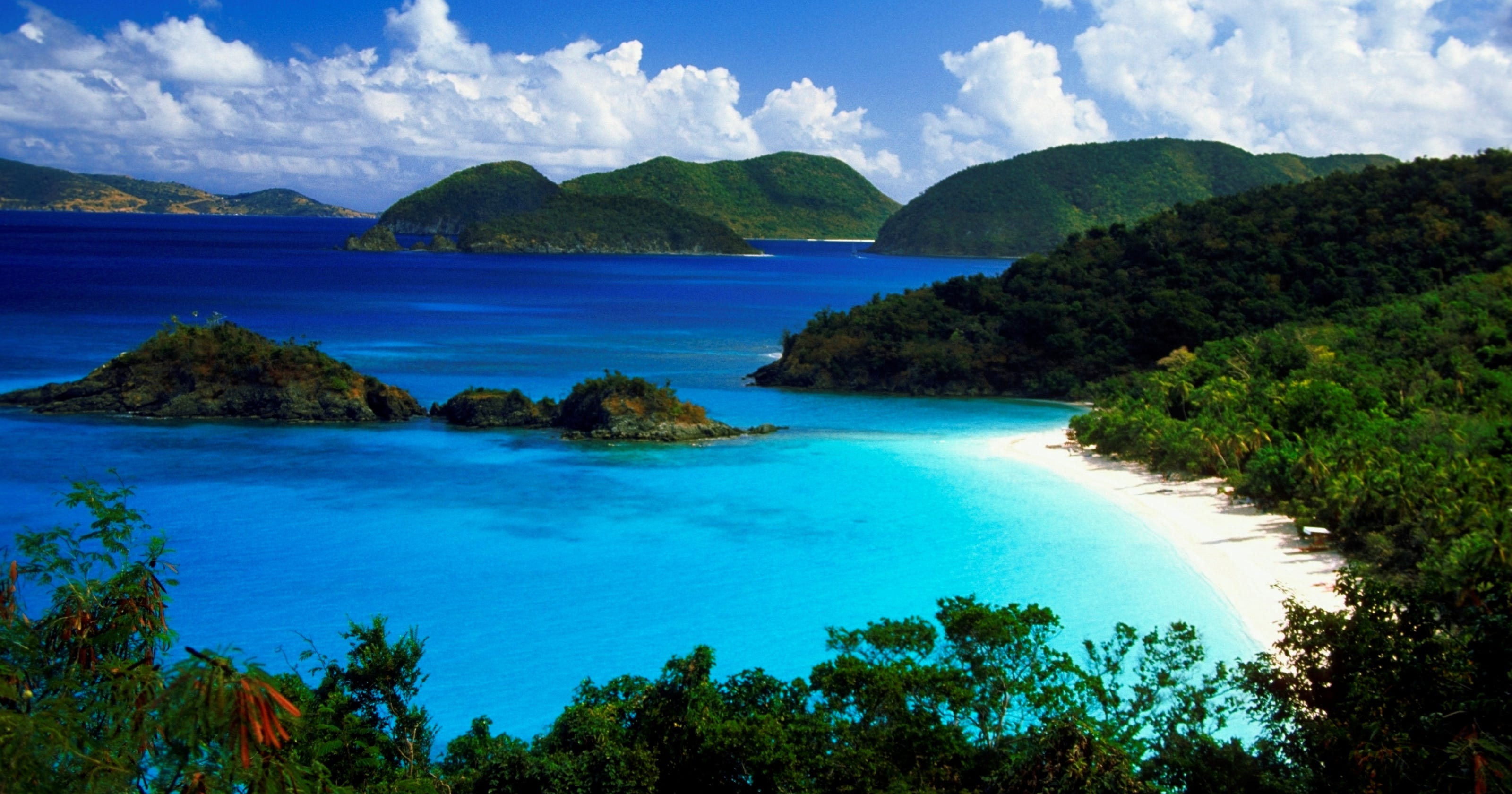 Five exotic places you can go without a u s passport for Where can i go on vacation