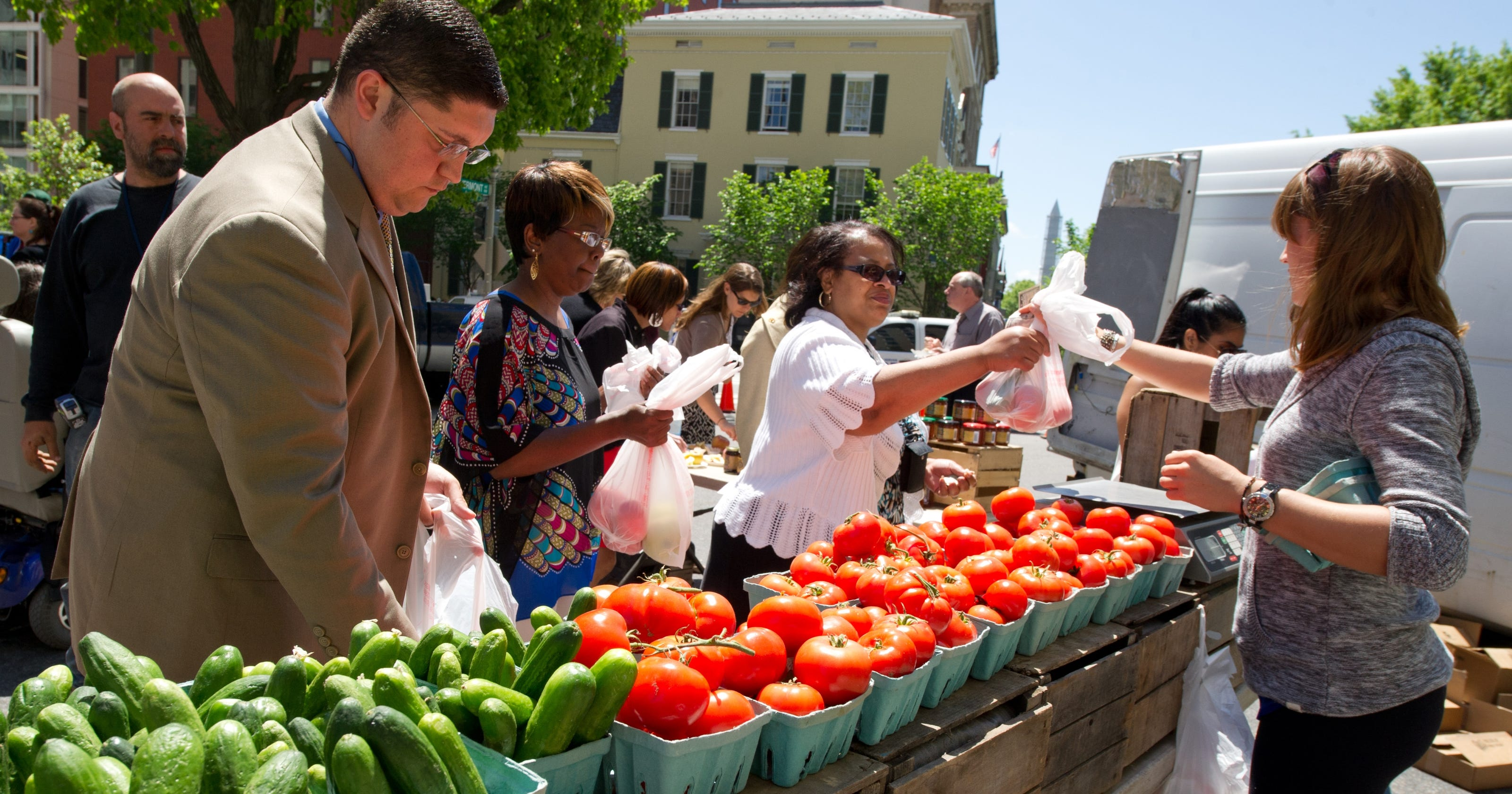 Closing SNAP's Food-voucher Gap At Farmers Markets