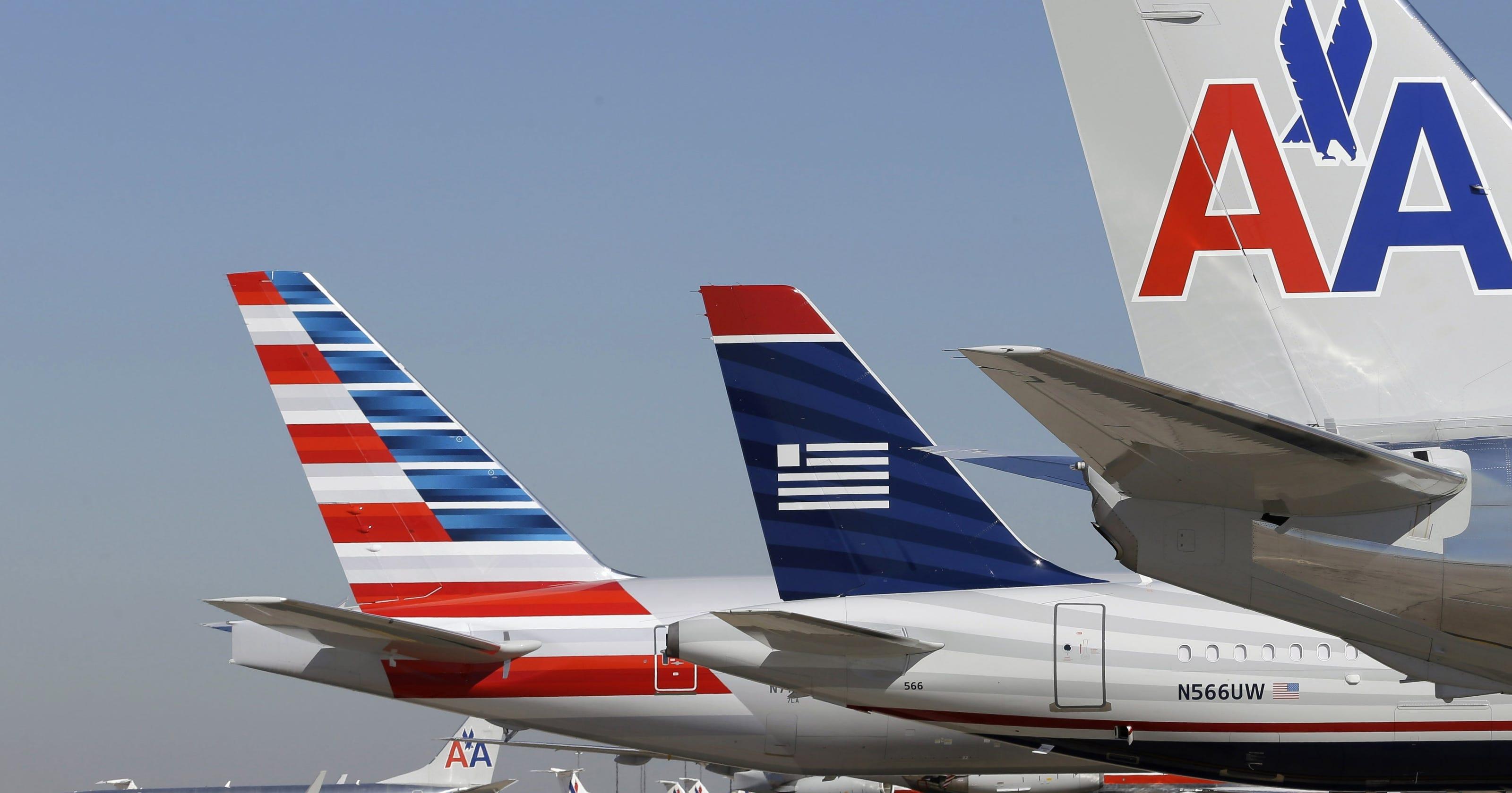 Us Airways Shareholders Ok American Airlines Merger