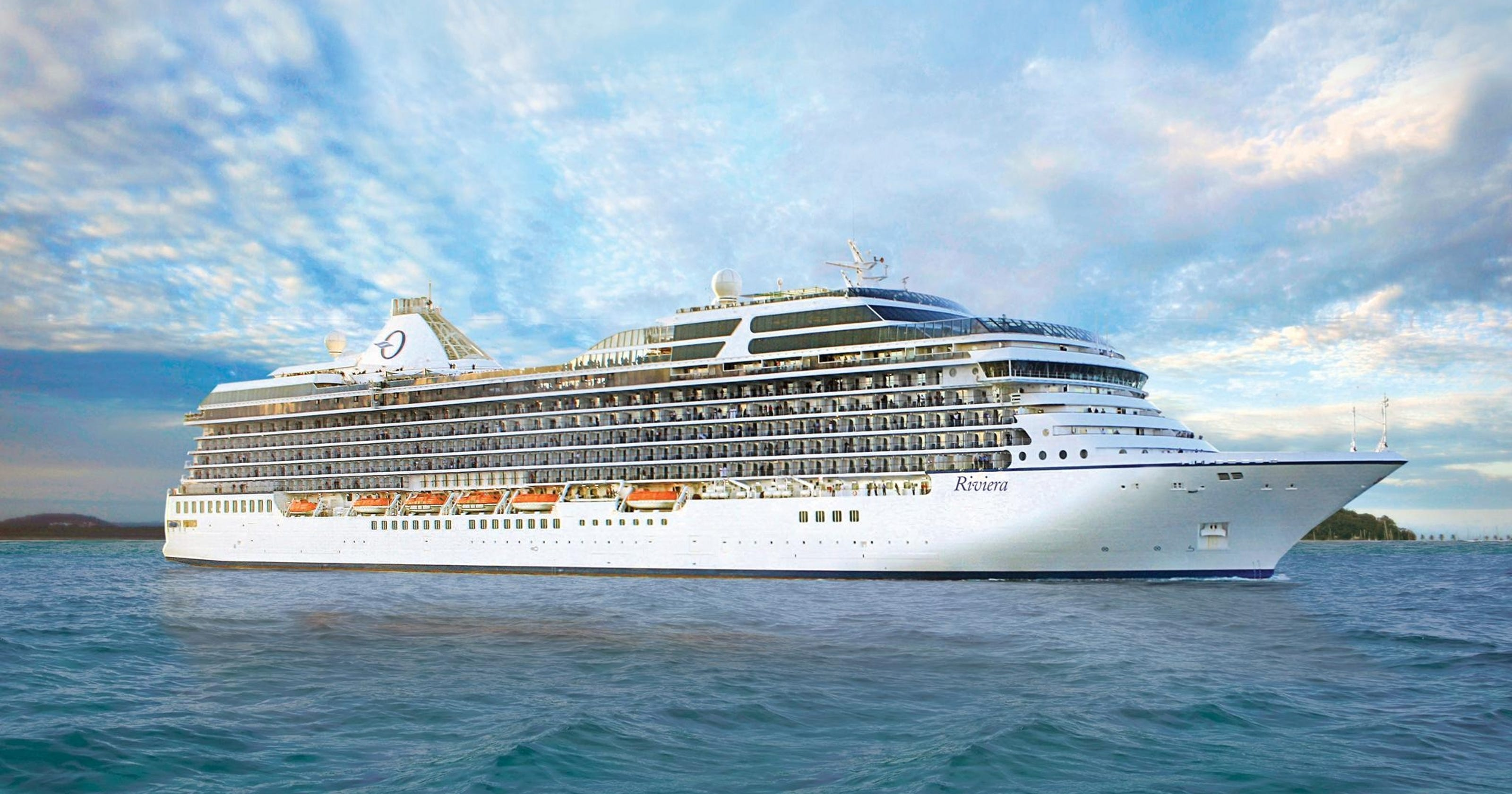 Cruise ship tours: Oceania Cruises' Riviera
