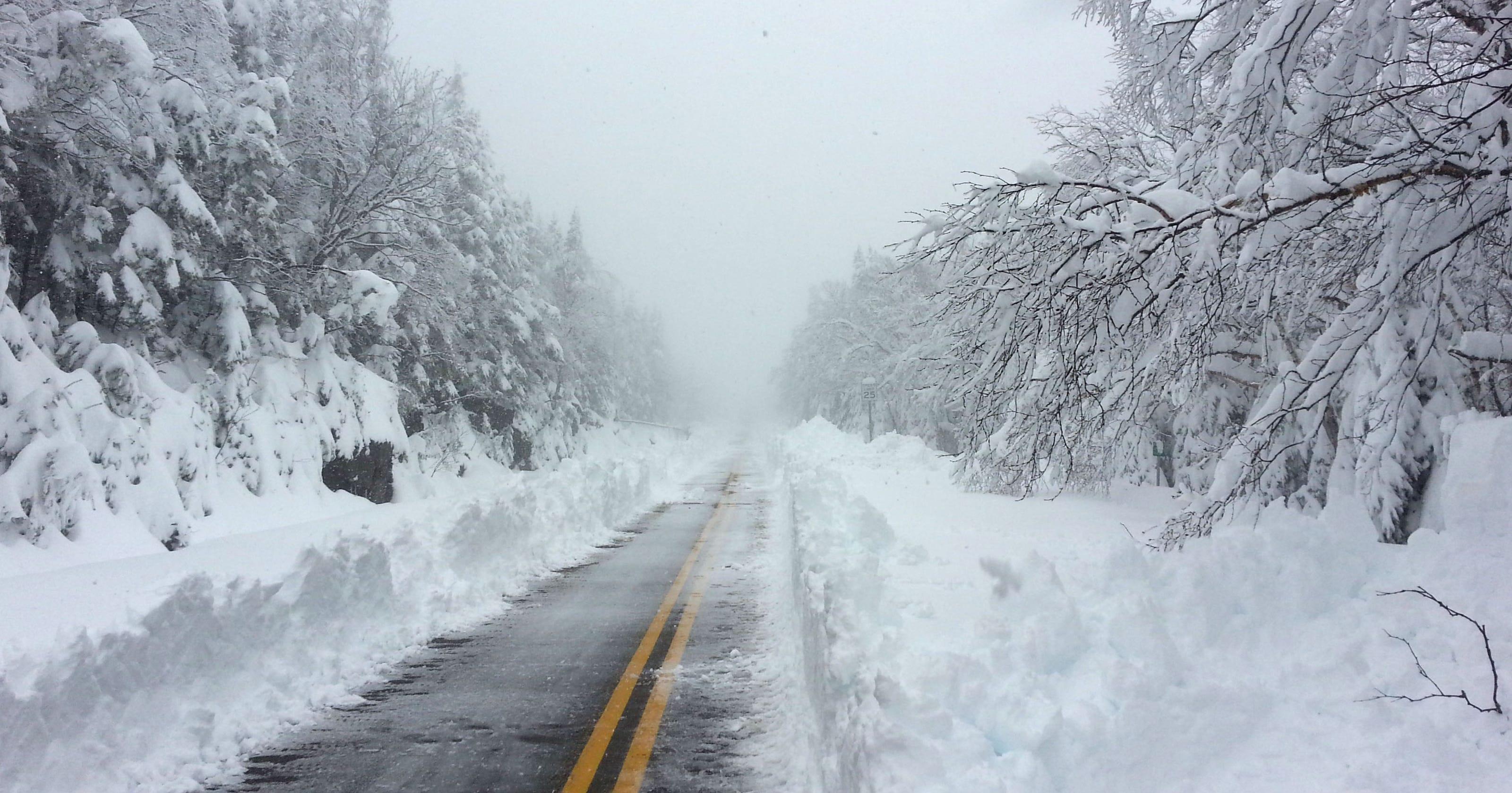 Memorial Day mess: 3 feet of snow falls in Upstate N.Y.