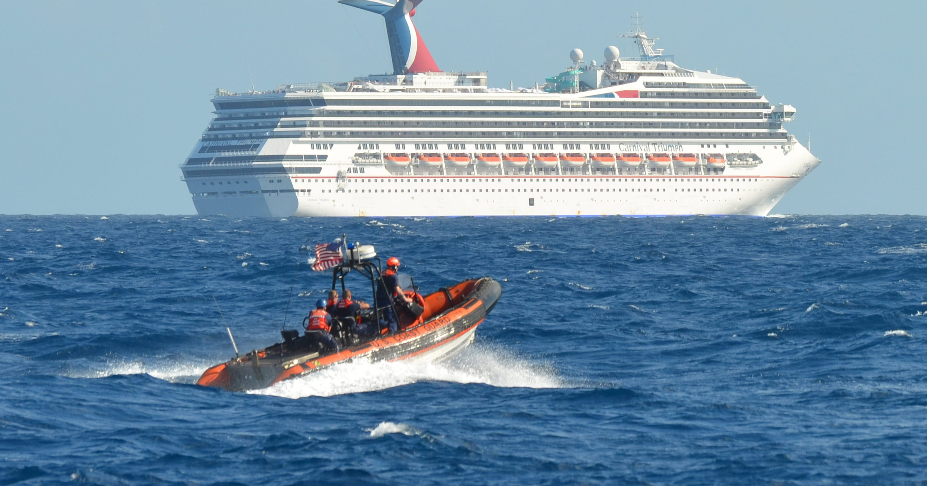 Carnival Cruise Executive Pay Sinks In 2012