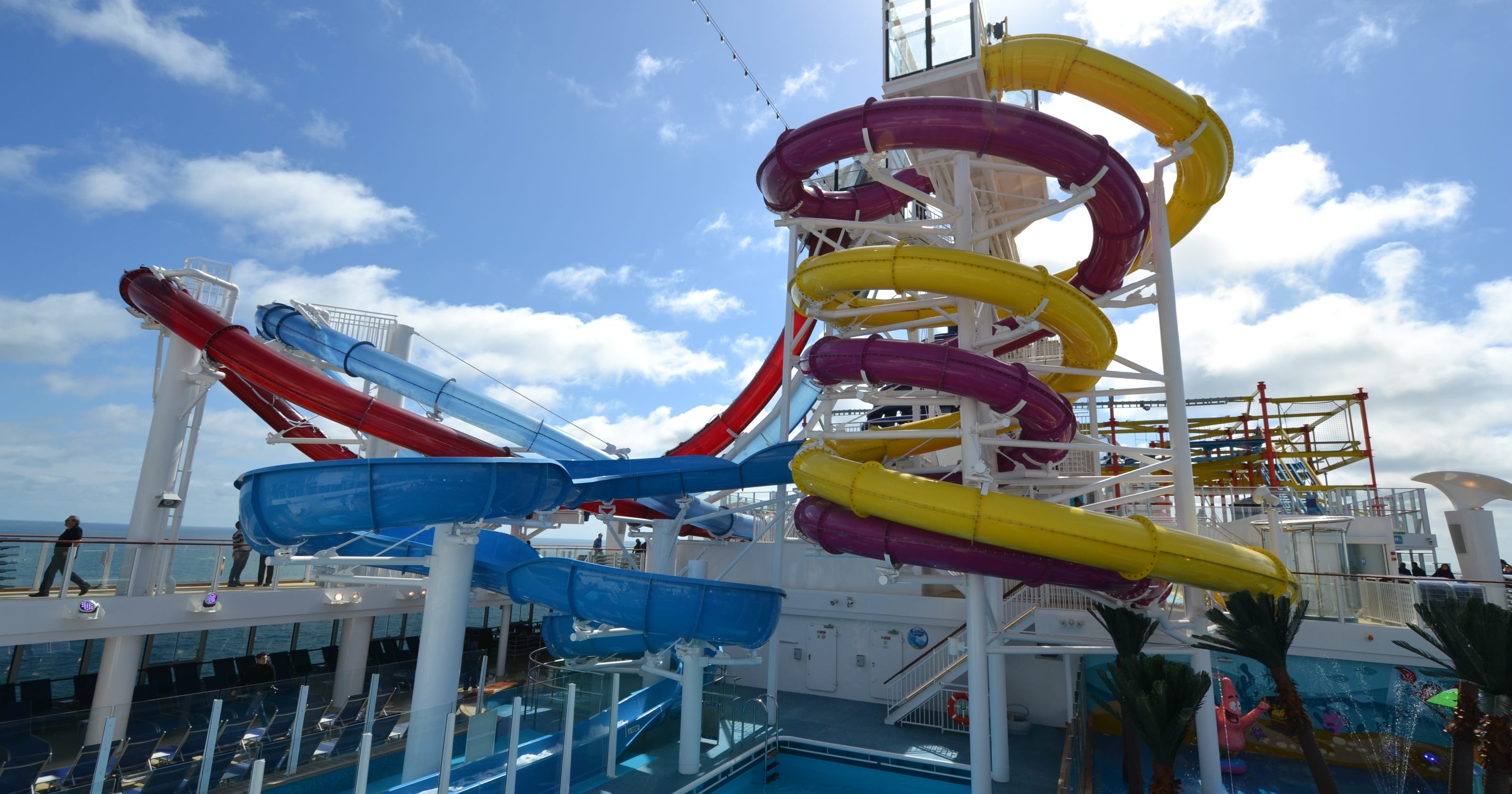 Live From Europe First Look At Norwegian Breakaway