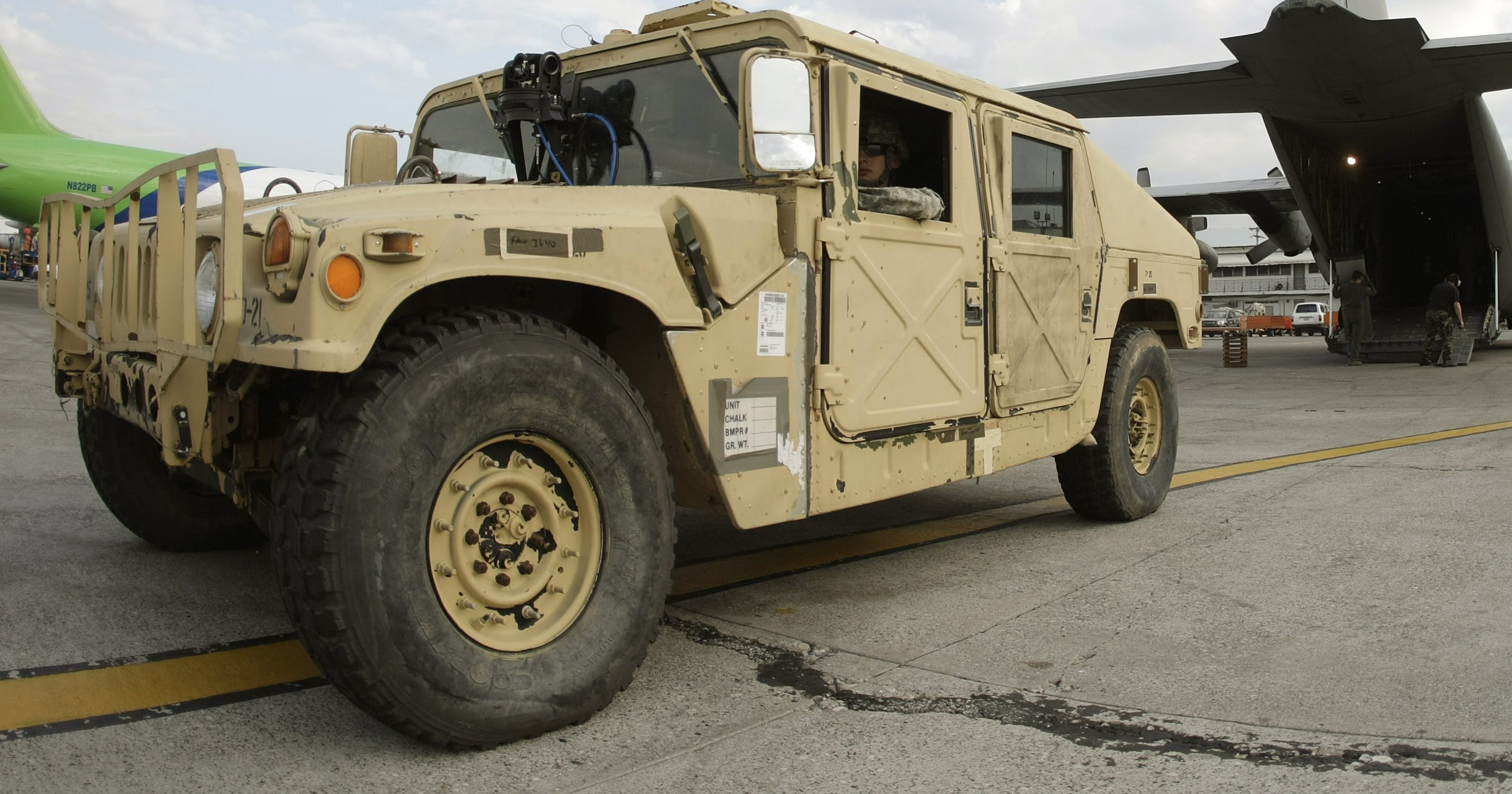 Drive On Build Your Own Military Humvee