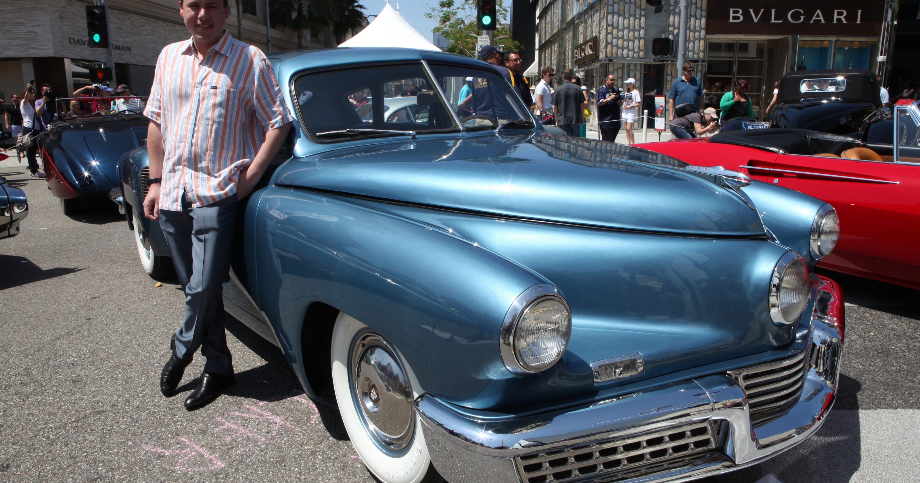 Video Preston Tucker 39 S 39 48 Tucker Keeps Dream Alive