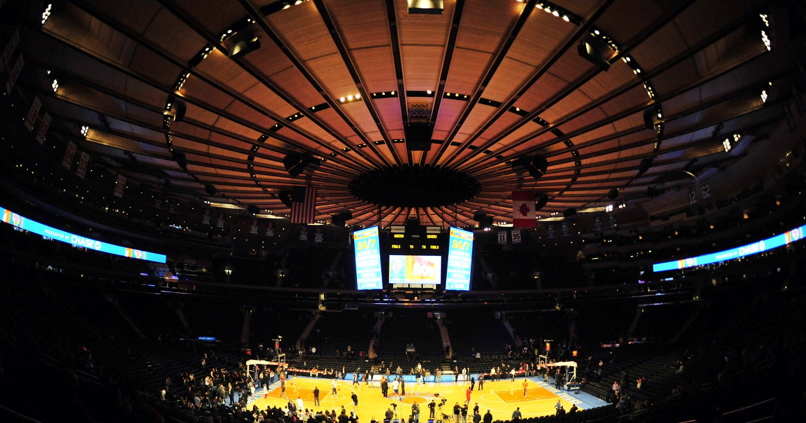 Madison Square Garden Will Host Ncaa Tournament In 2014