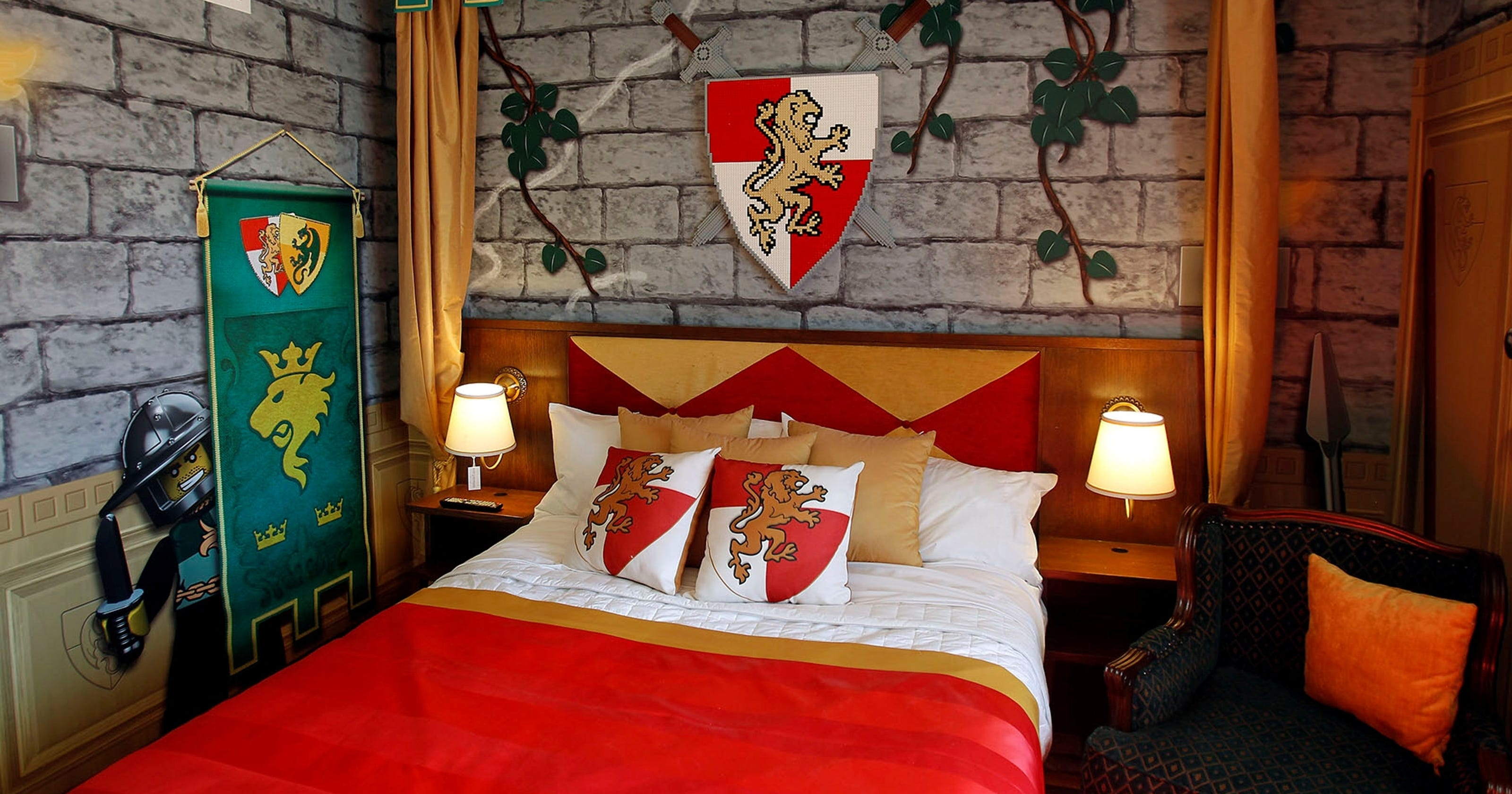 Beds And Bricks Legoland Hotel Caters To Devotees