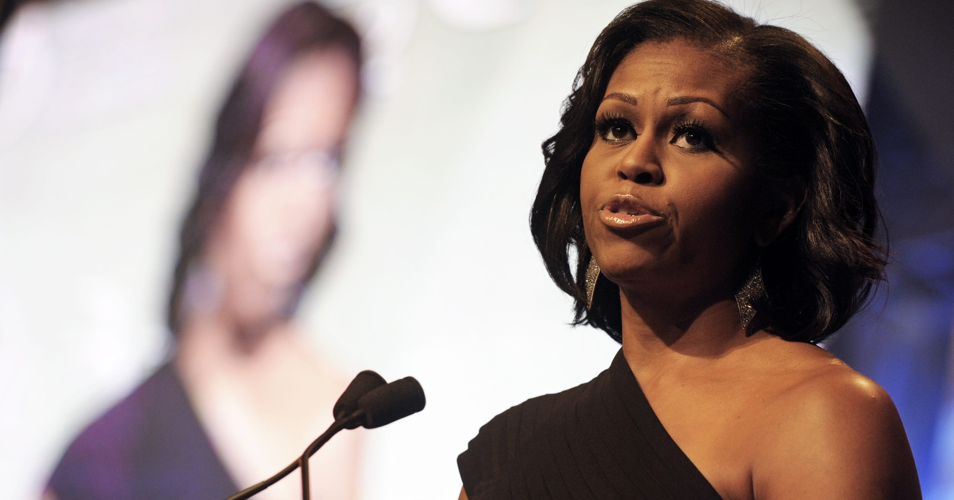 Michelle Obama's chocolate chip wins cookie prize