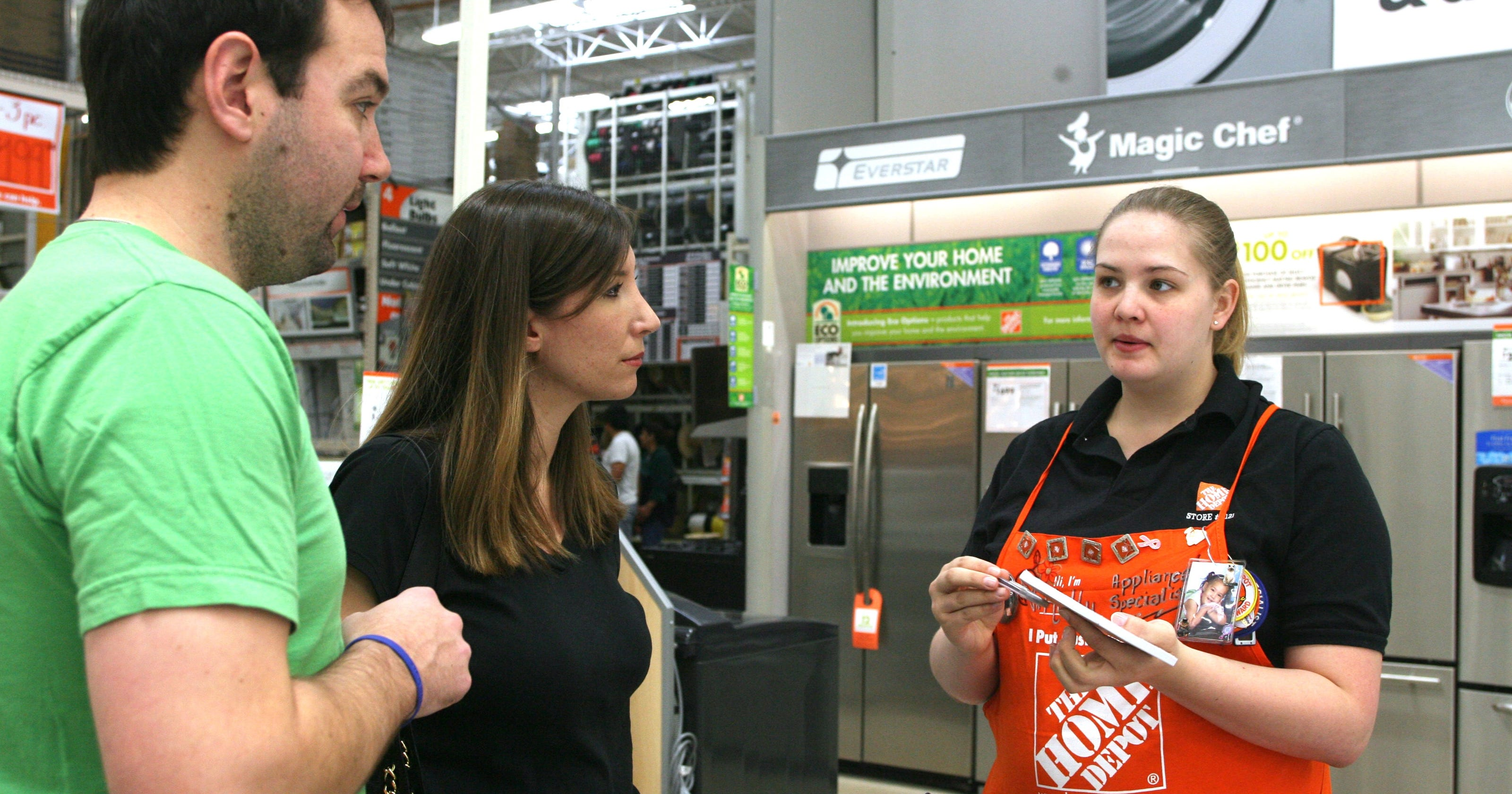 Home Depot Extended Warranty Support