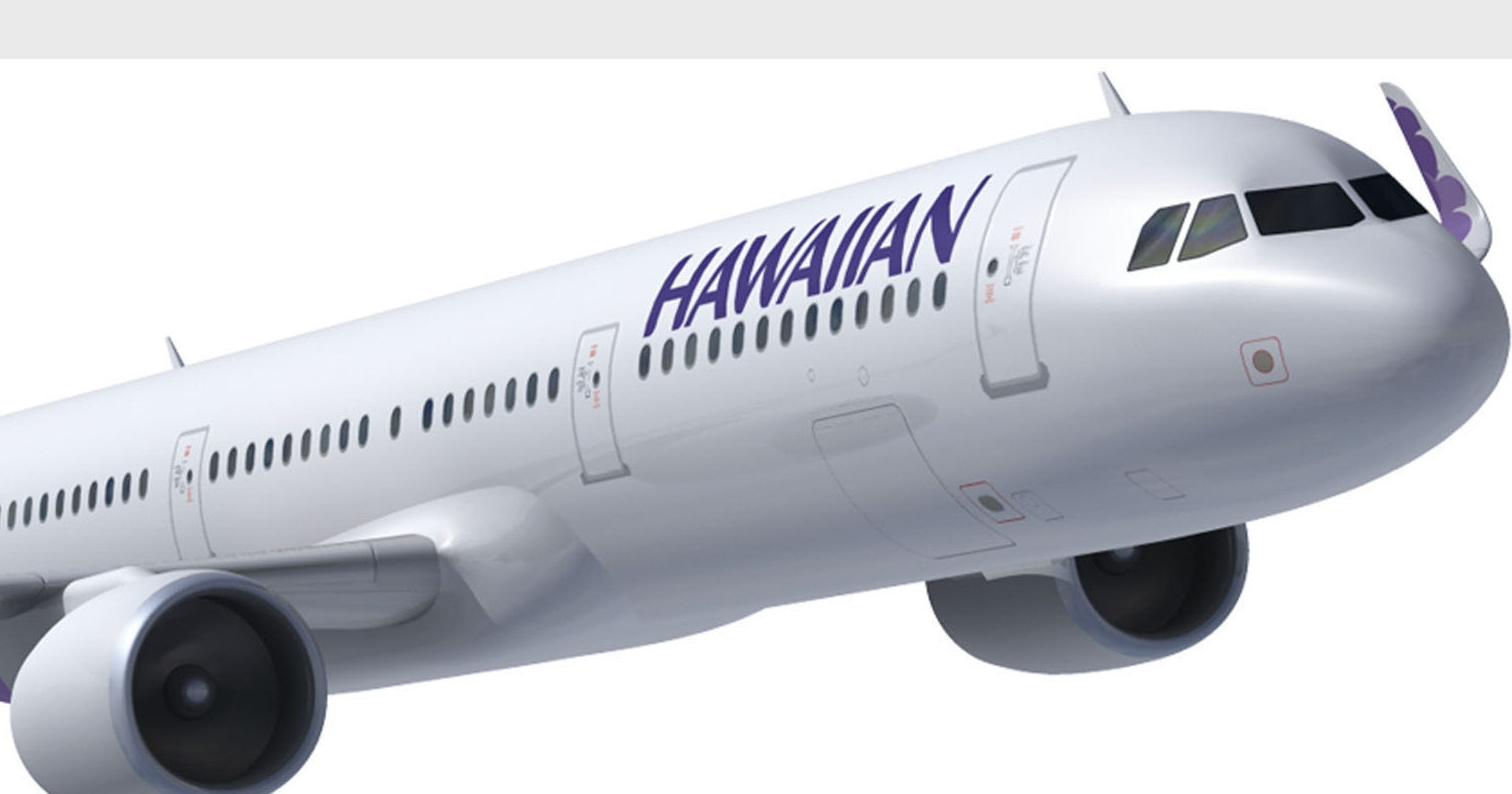 Hawaiian: Airbus A321neos will fly on new year-round routes from West Coast