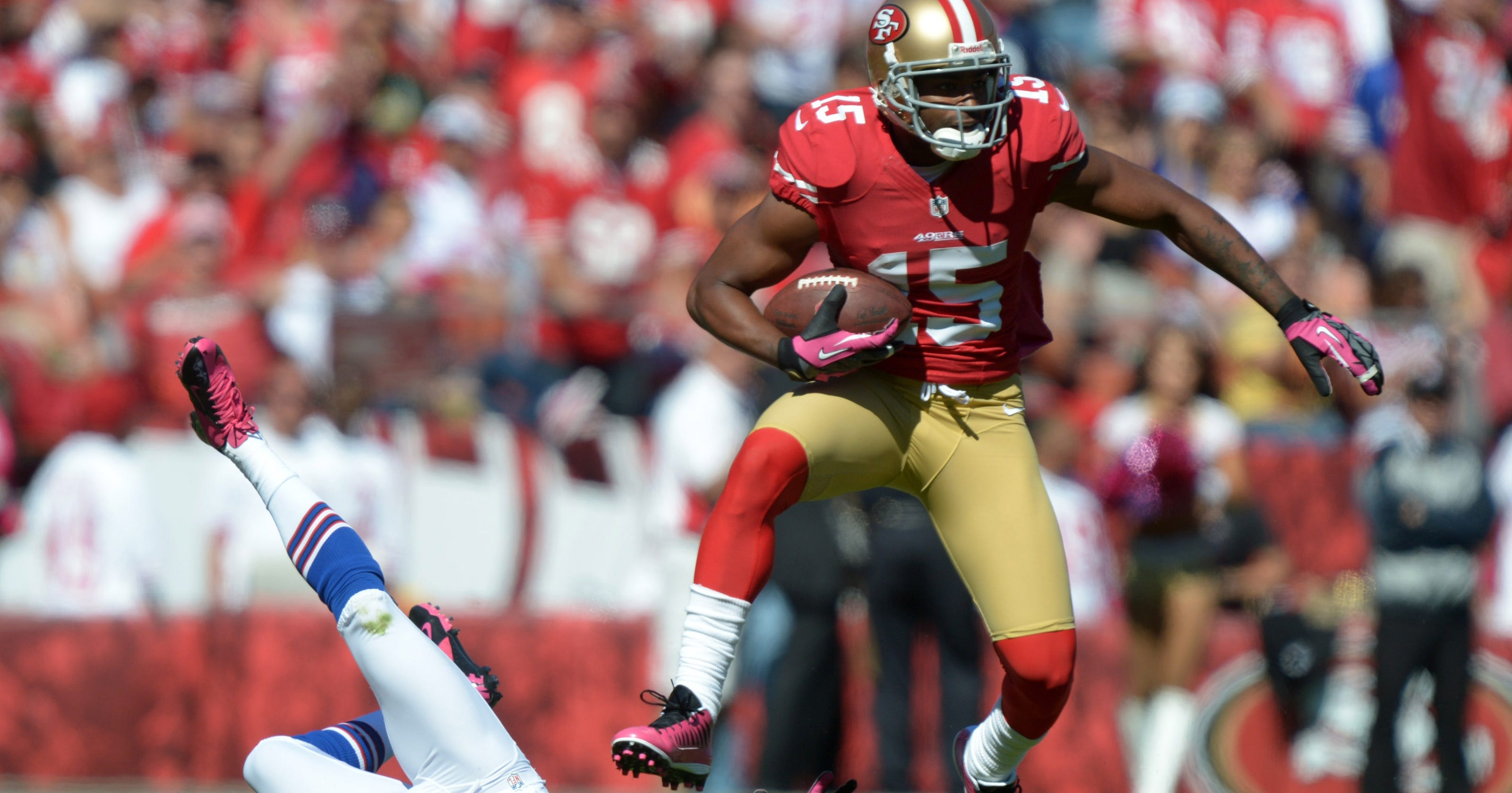 on sunday  the san francisco 49ers became the first team