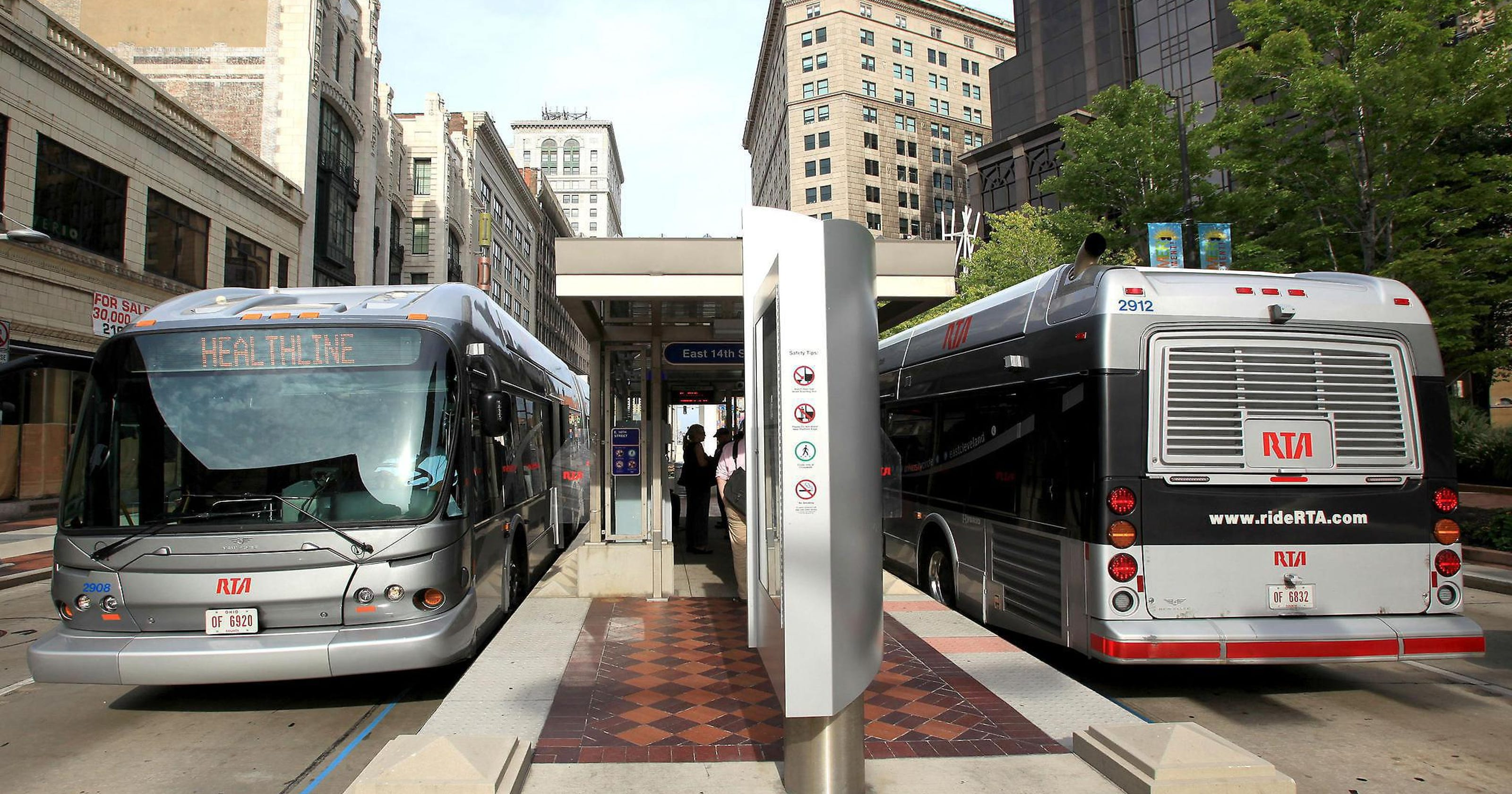 county board oks route for bus rapid transit