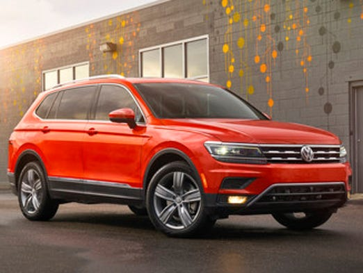 Volkswagen Tiguan: </div>After years of alienating Yanks